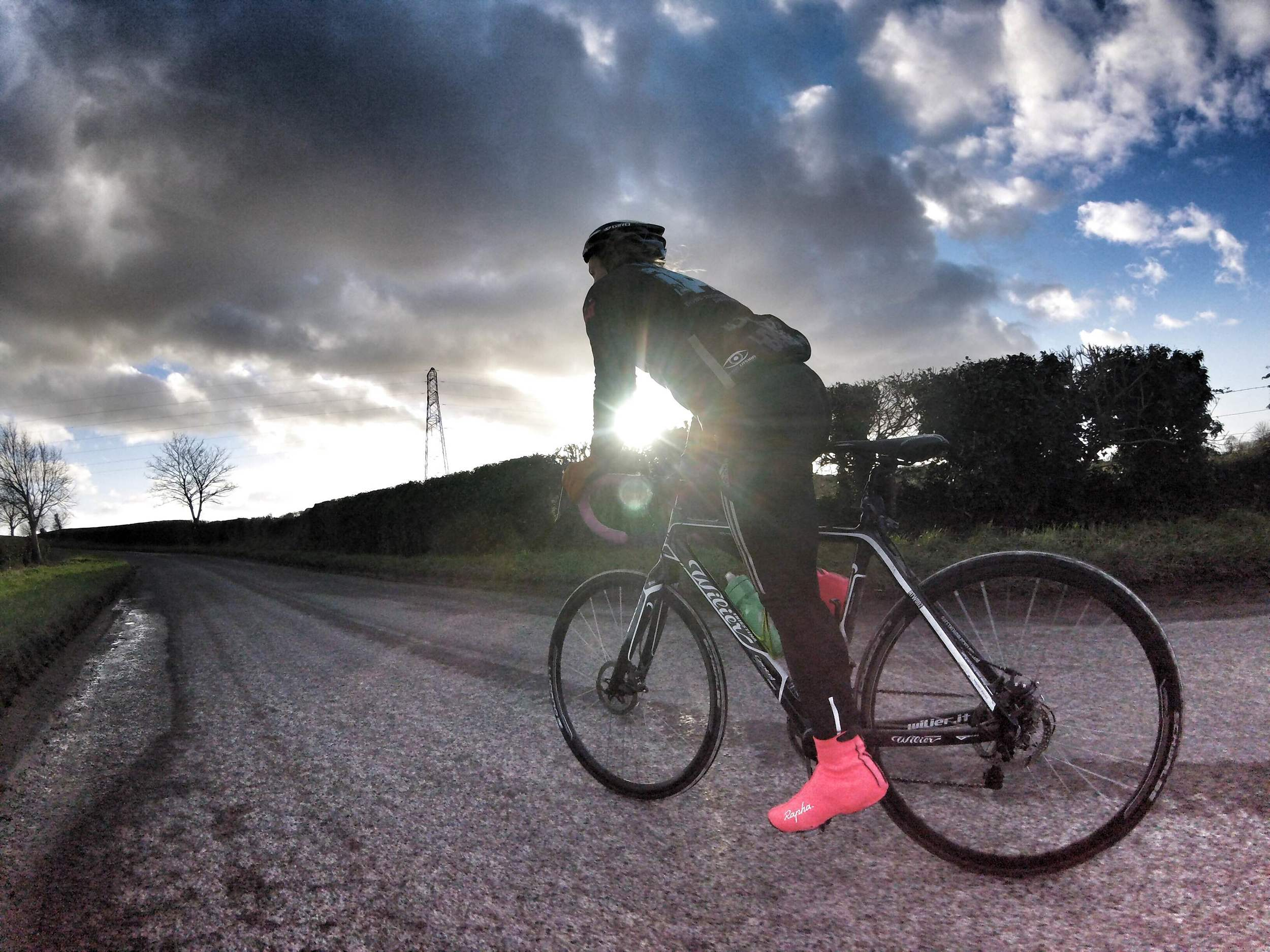 Sophie Radcliffe Why I train Outside Cycling