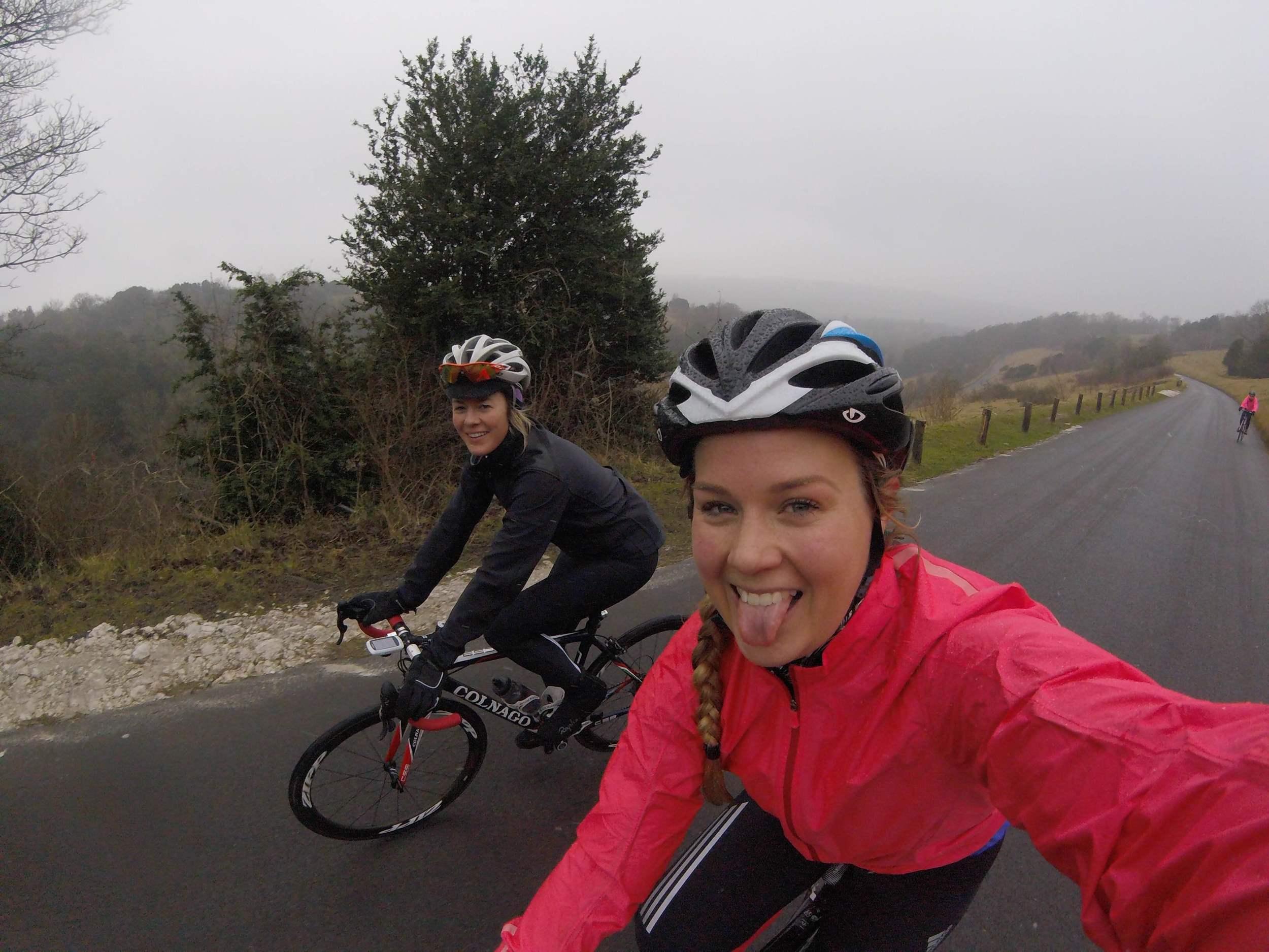 Girls Who Ride - International Women's Day