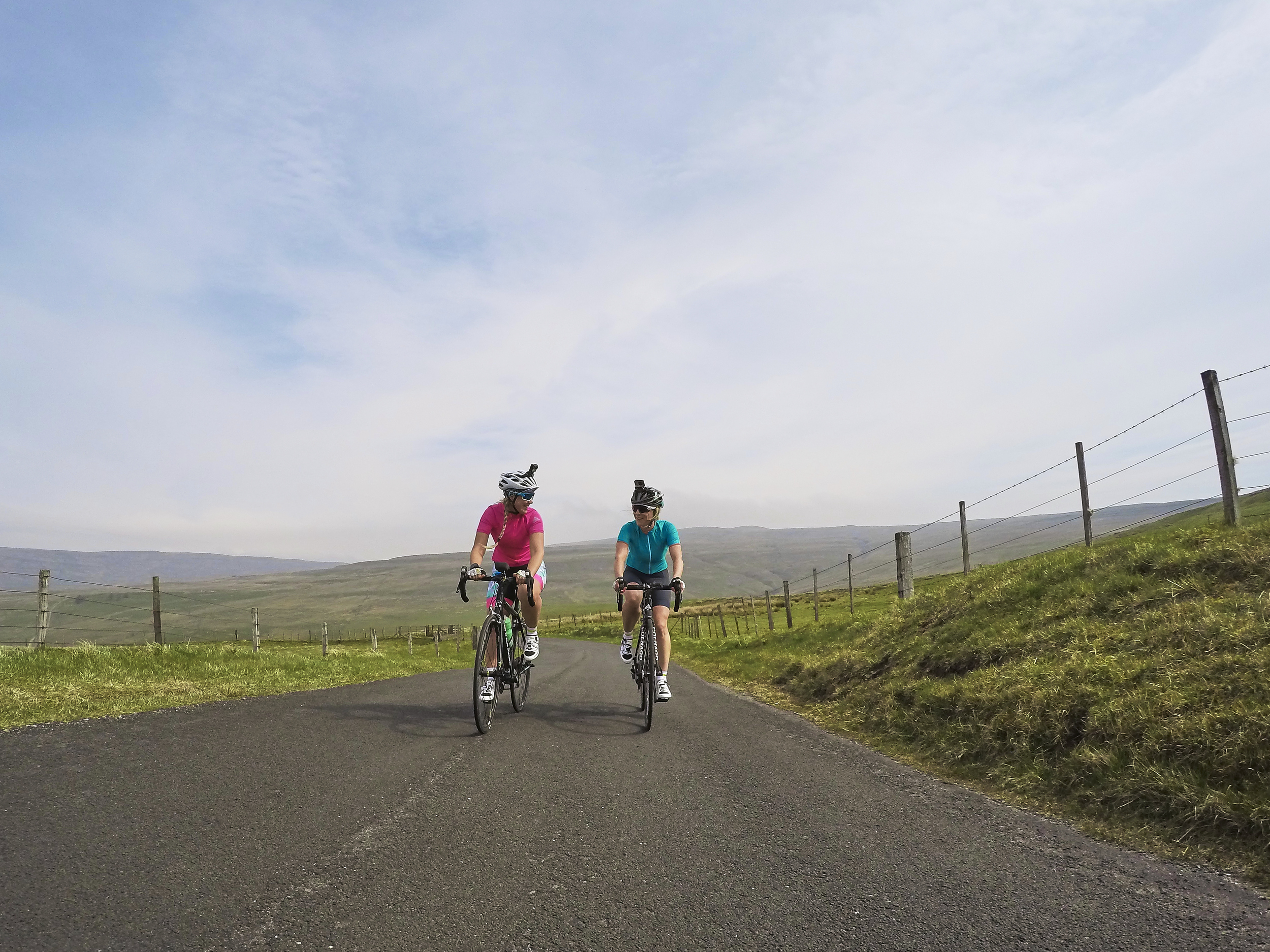 Cycling Coast to Coast UK with GoPro and Sophie Radcliffe