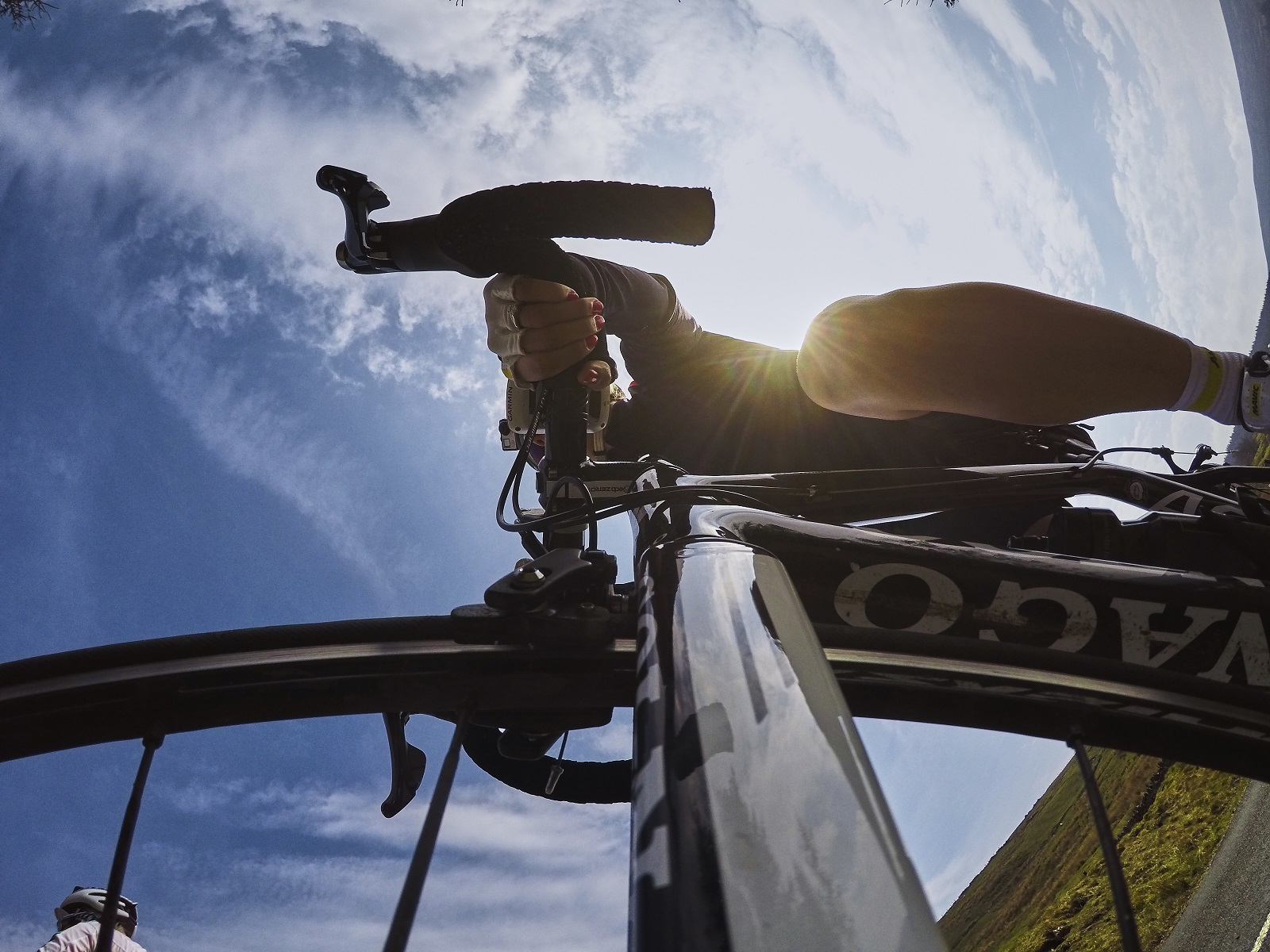 GoPro Coast to Coast Cycling Challenge