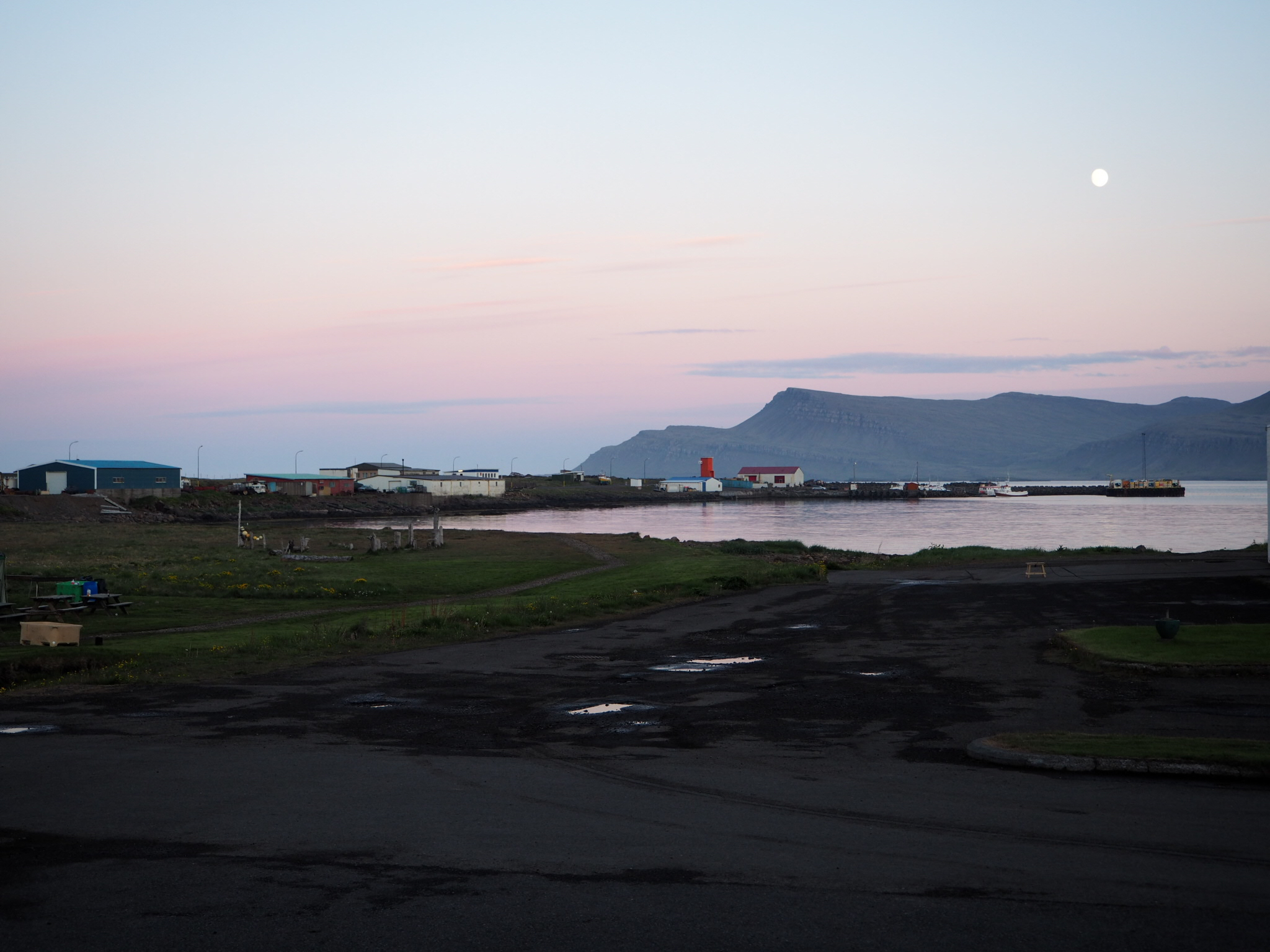 Sophie Radcliffe Discover The World East Iceland Midnight Sun