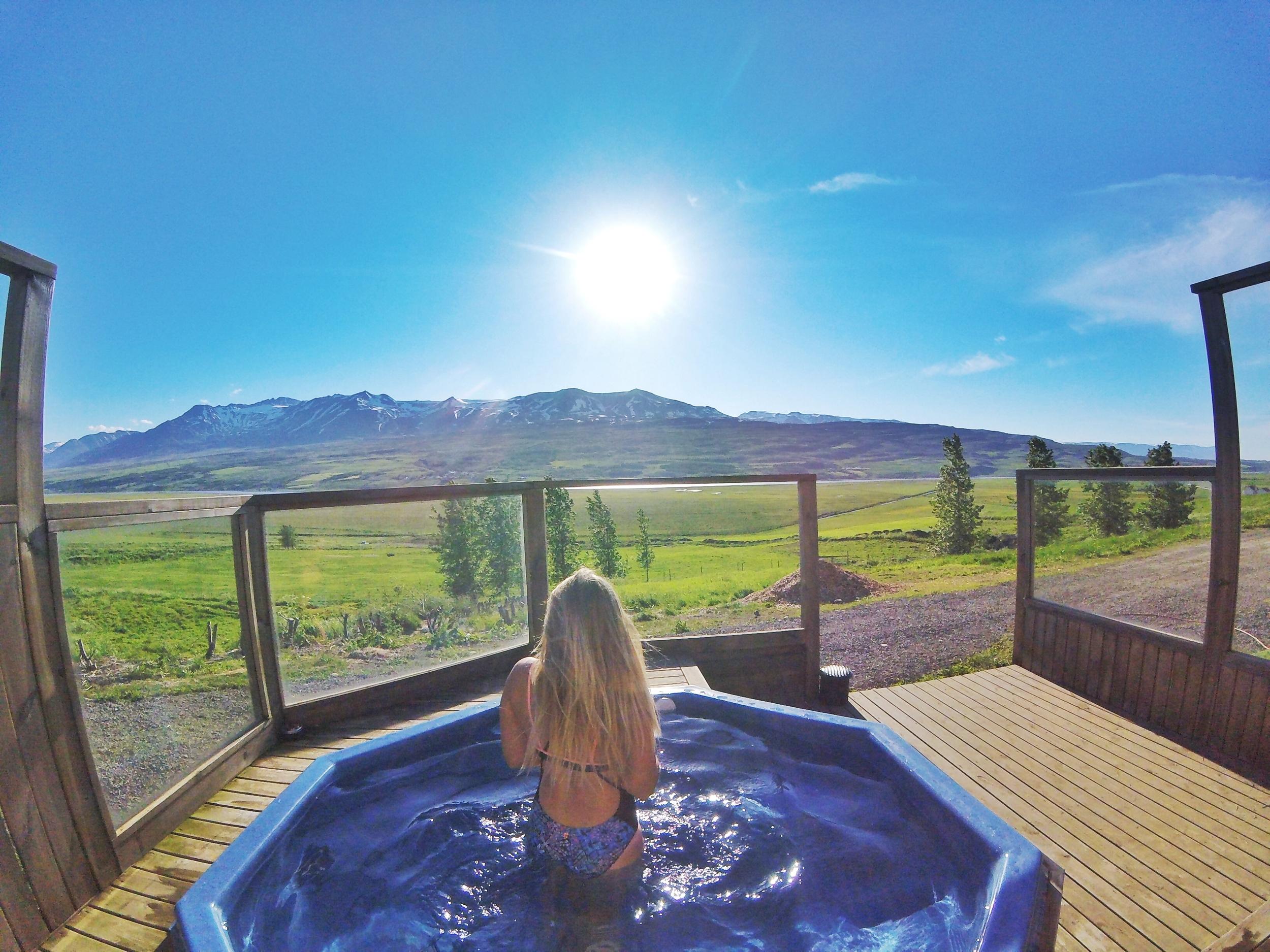 East Iceland Hot Springs Sophie Radcliffe