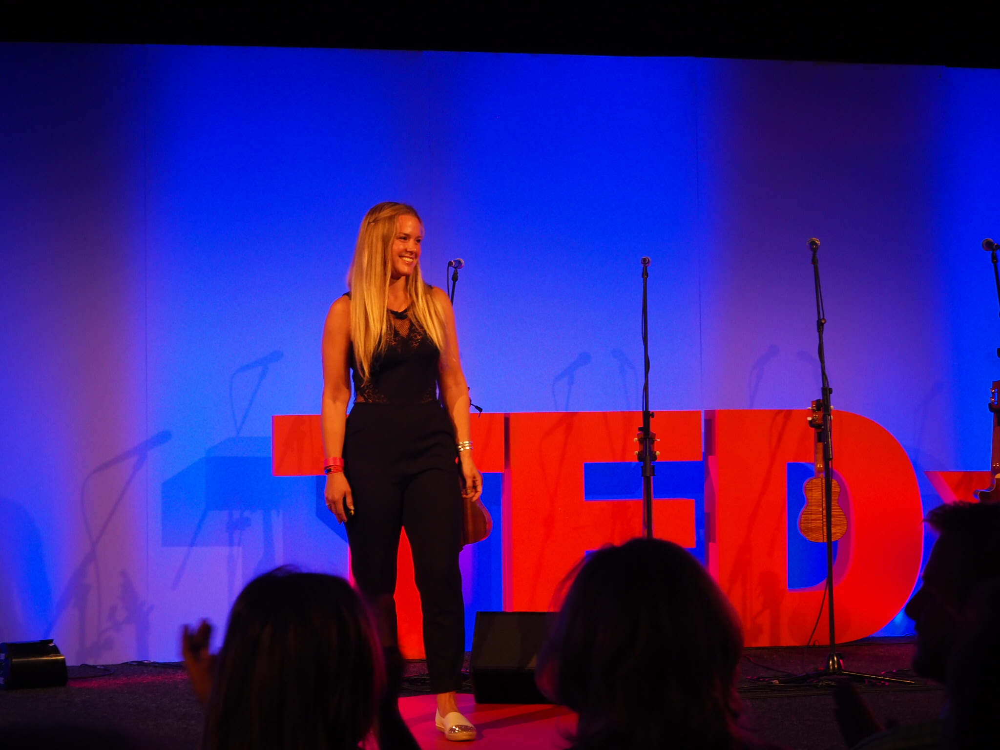 TedX Liverpool Sophie Radcliffe