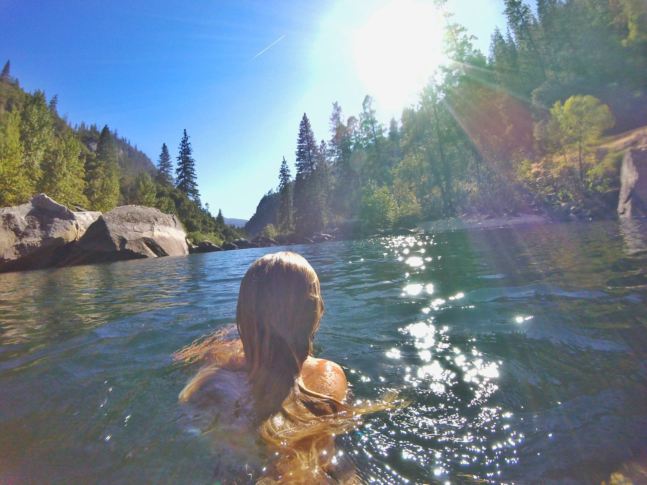 California Road Trip, Sophie Radcliffe