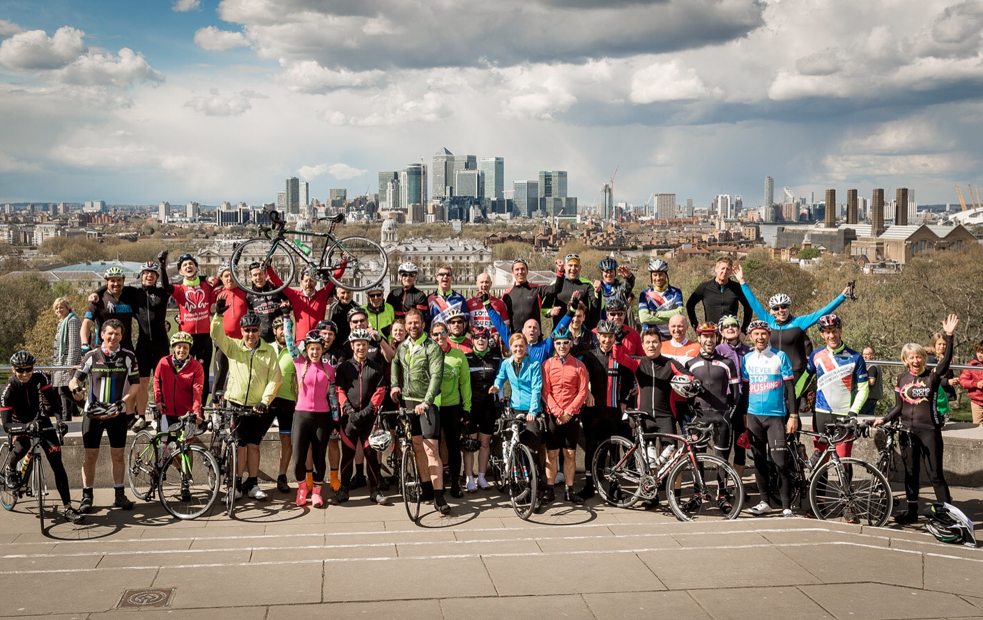 How to become a stronger cyclist. cycling london to paris in 24 hours