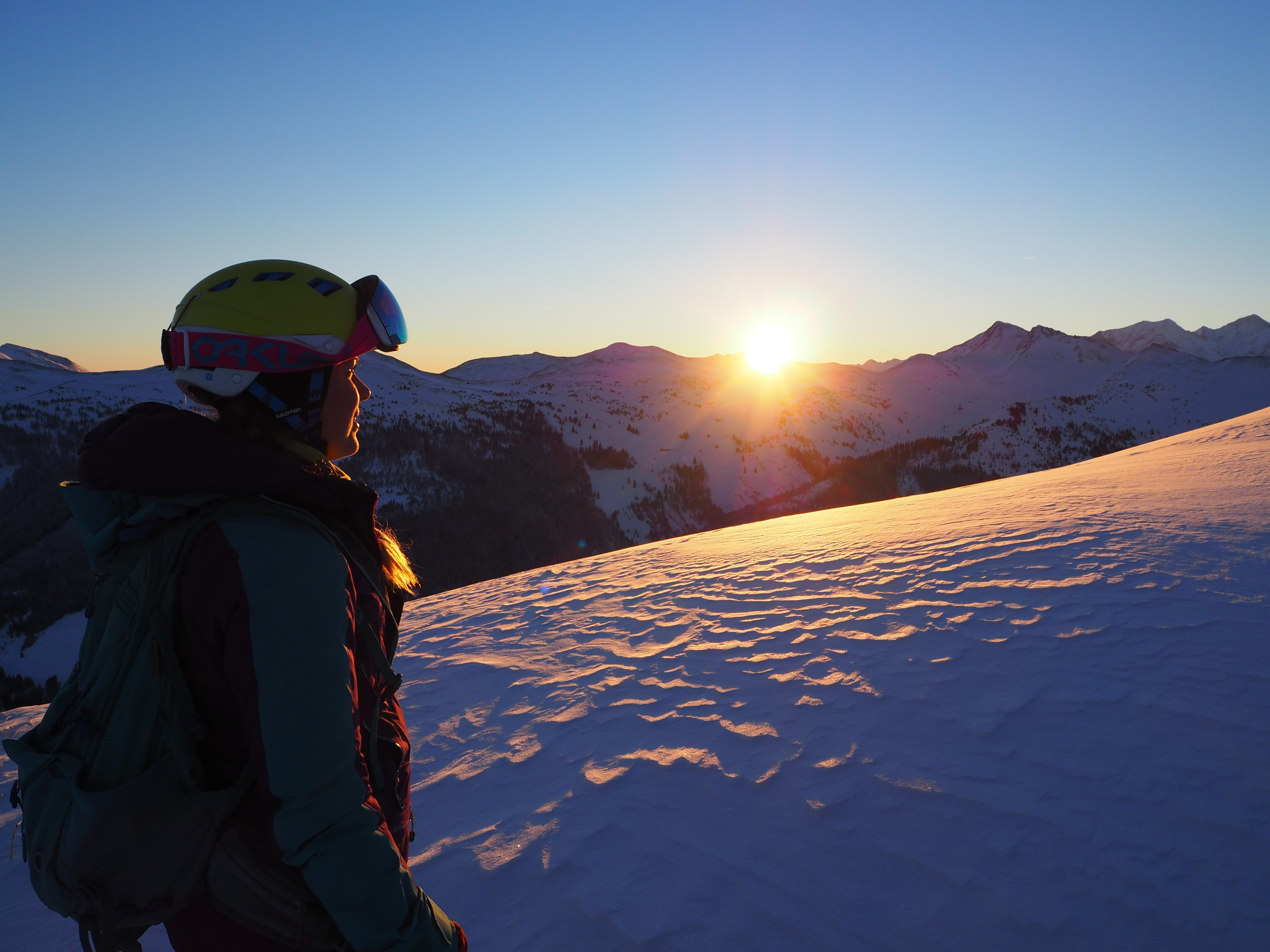 Saalbach, Austria winter sports weekend skiing and adventure trip