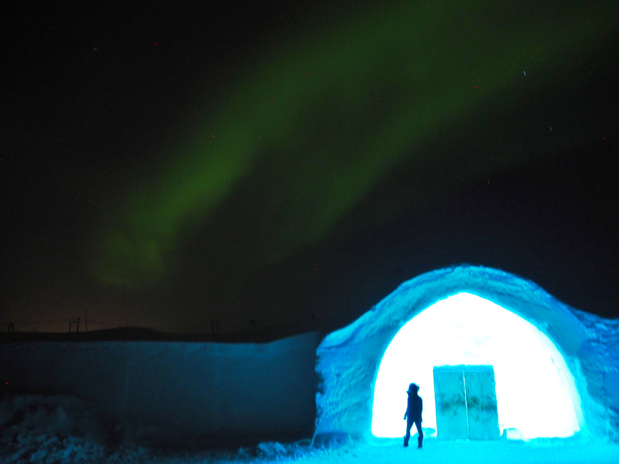 The Ice Hotel, Swedish Lapland, Discover The World