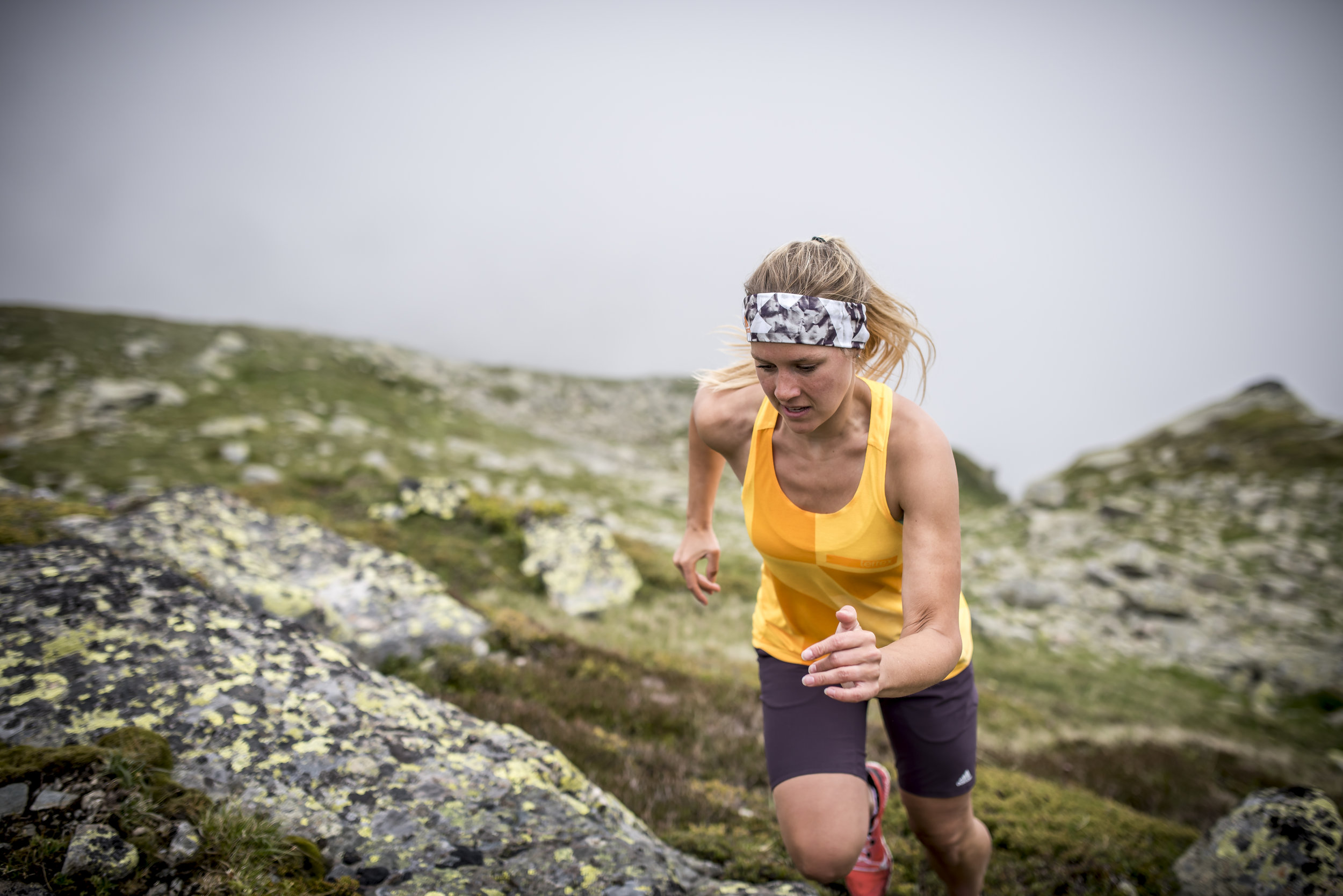 how to train for an endurance challenge