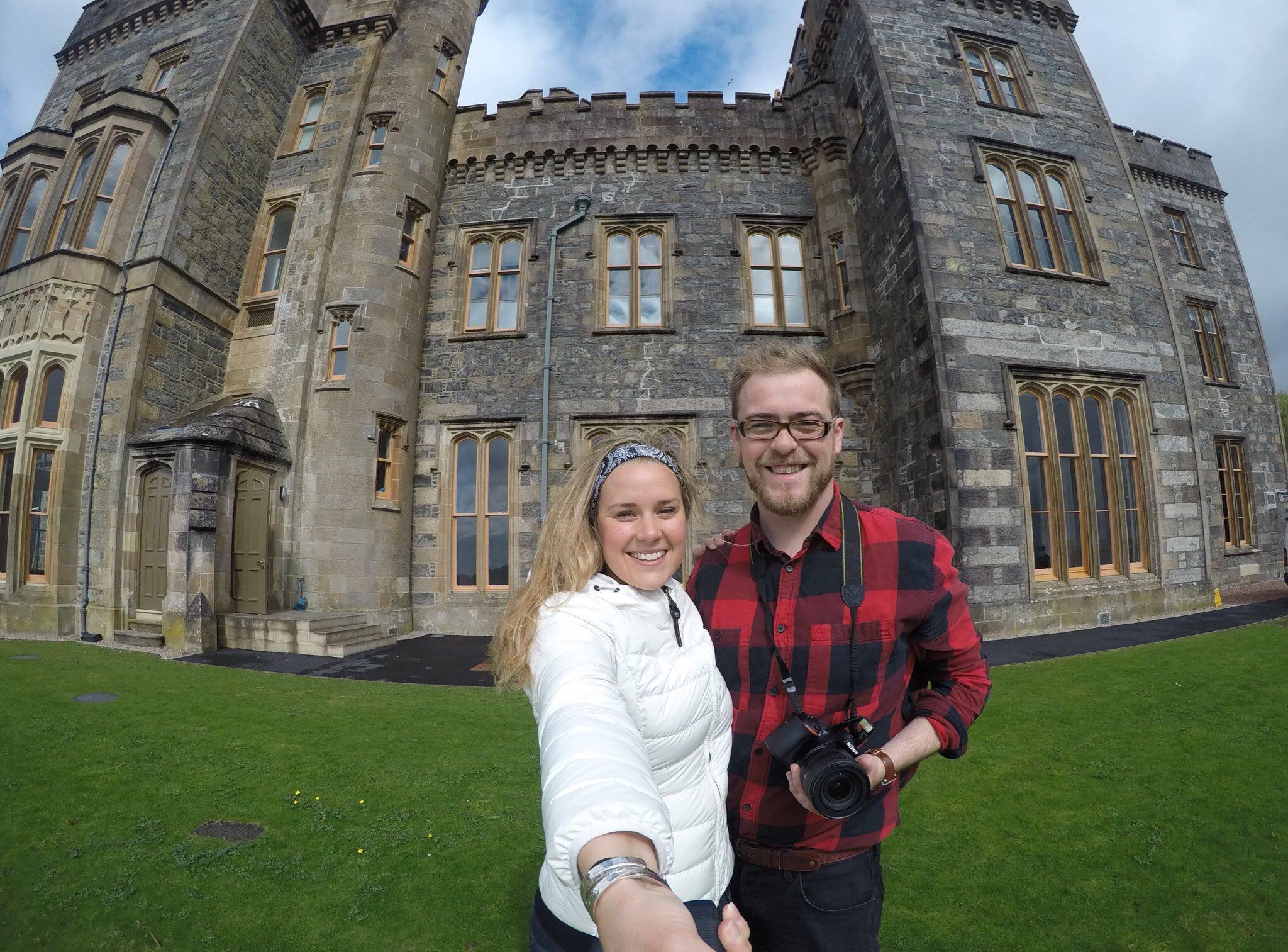 Lews Castle, Outer Hebrides Road trip