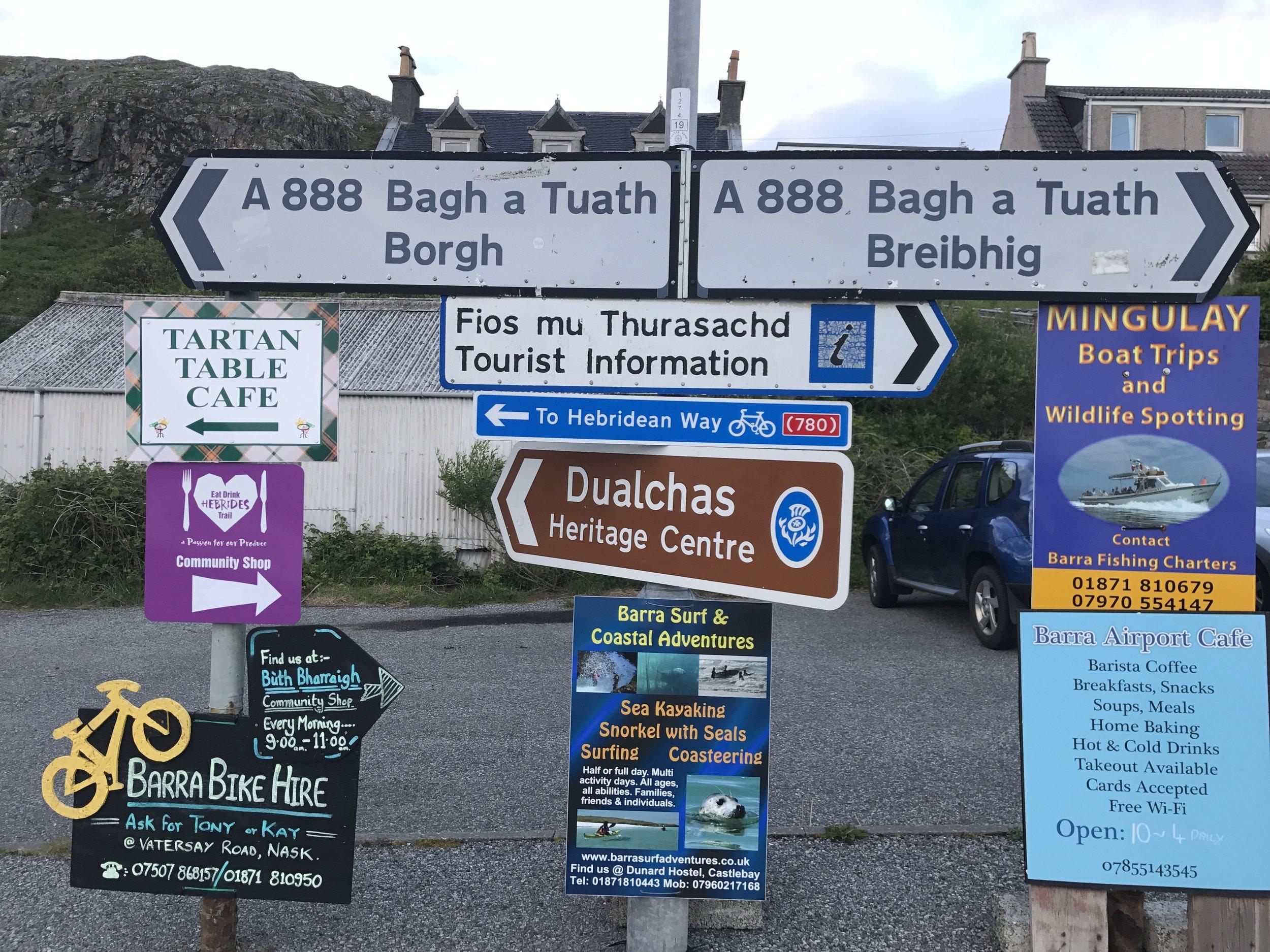 Isle of Barra Outer Hebrides, Scotland Adventure