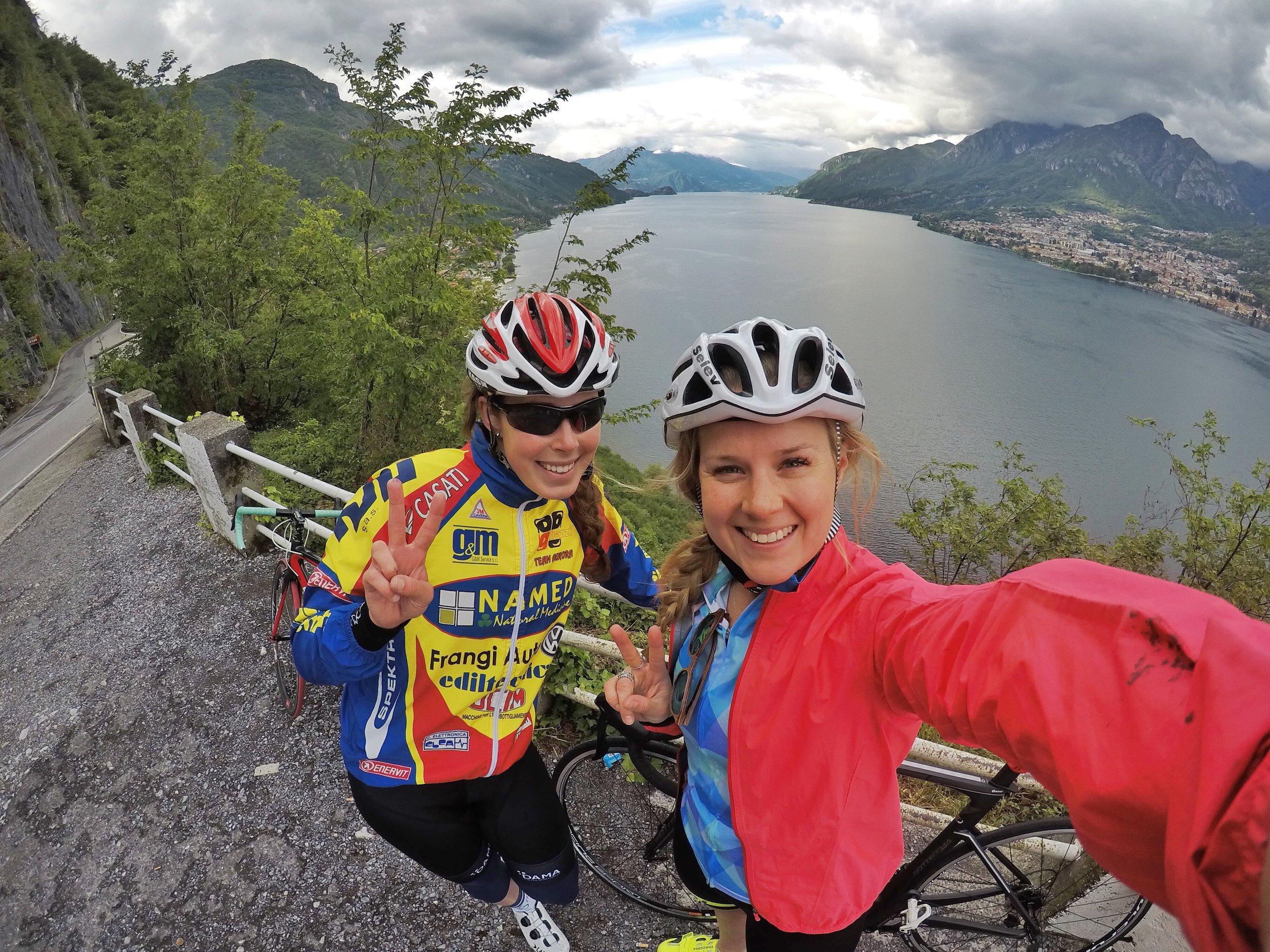 Road cycling, Ghisallo, Bellagio, Lake Como, Italy, Adventure Travel Blog