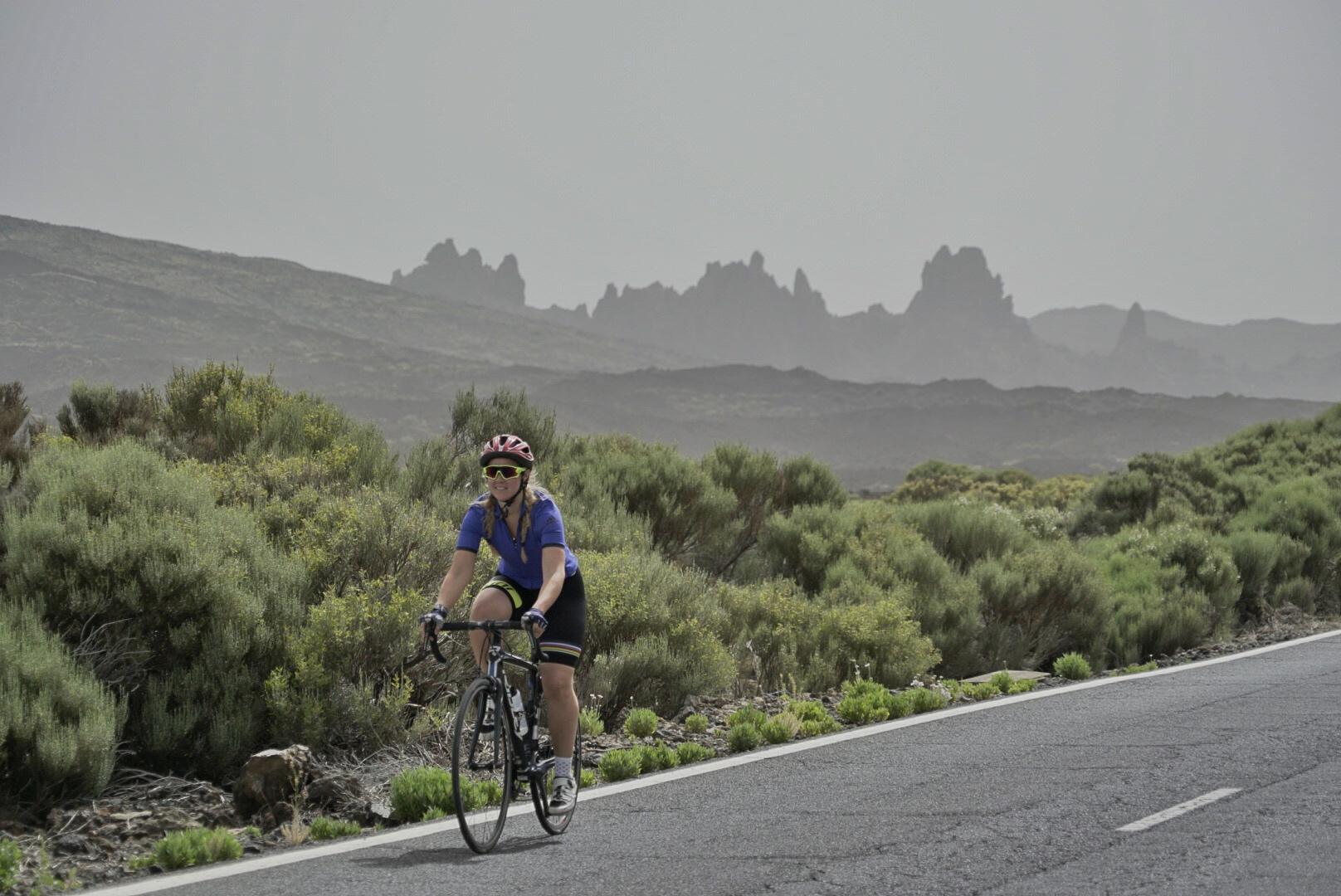 Vist Tenerife: Sophie Radcliffe Adventures One Life Live it