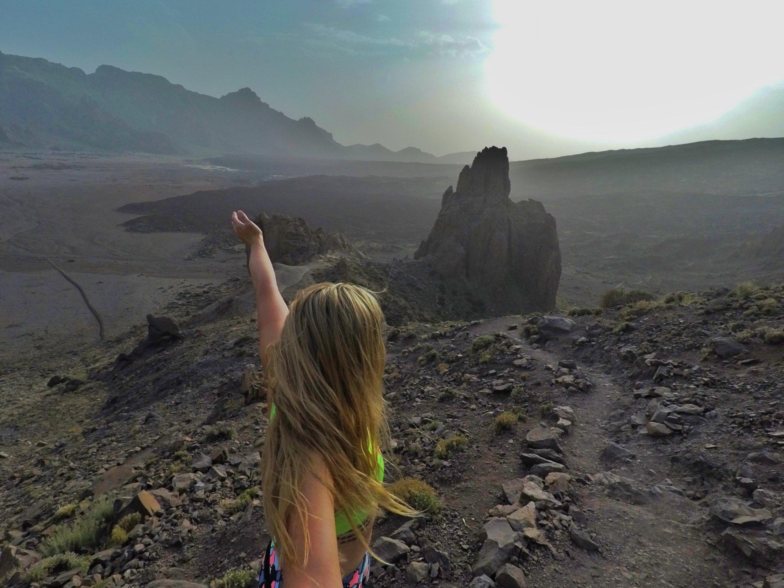 Tenerife Adventures, Sophie Radcliffe, One Life, Live It