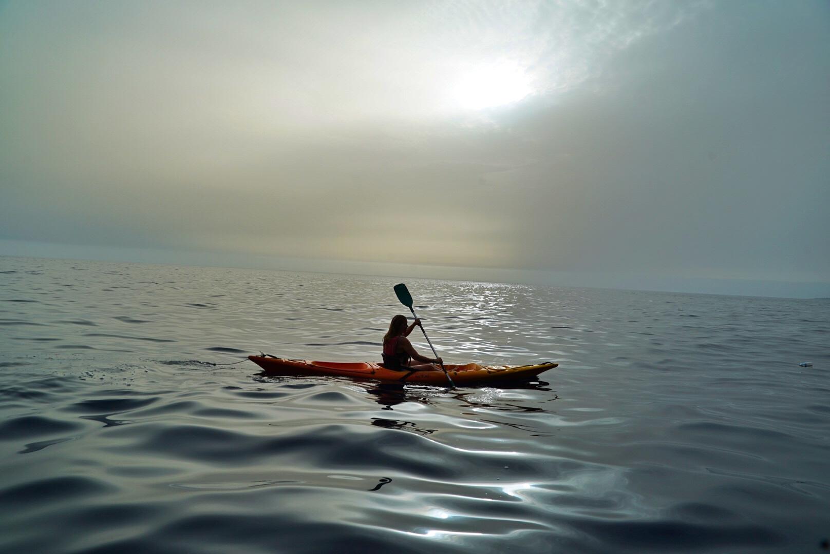Tenerife kayaking Adventures, Sophie Radcliffe, One Life, Live It