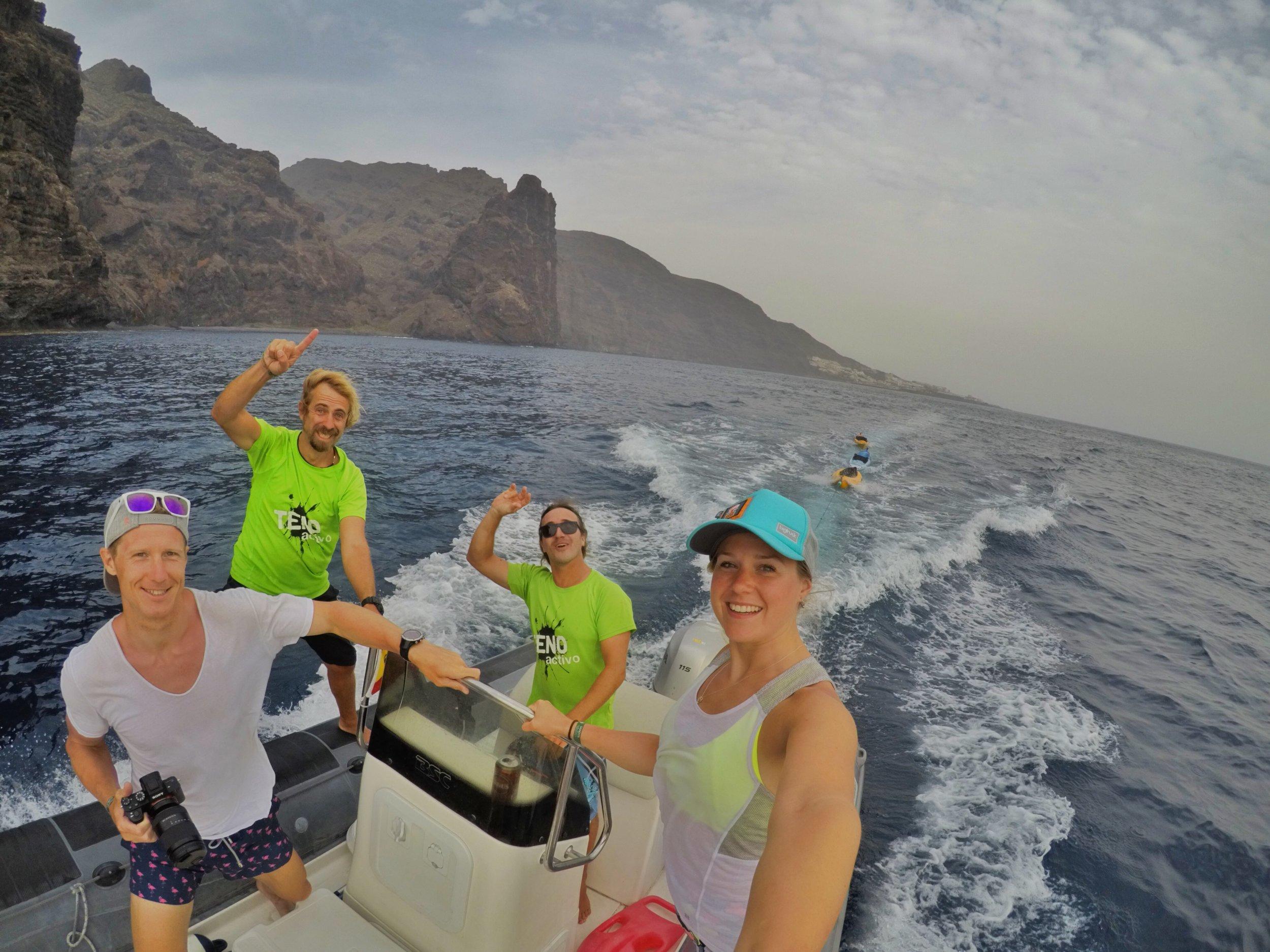Tenerife Teno Active Adventures, Sophie Radcliffe, One Life, Live It