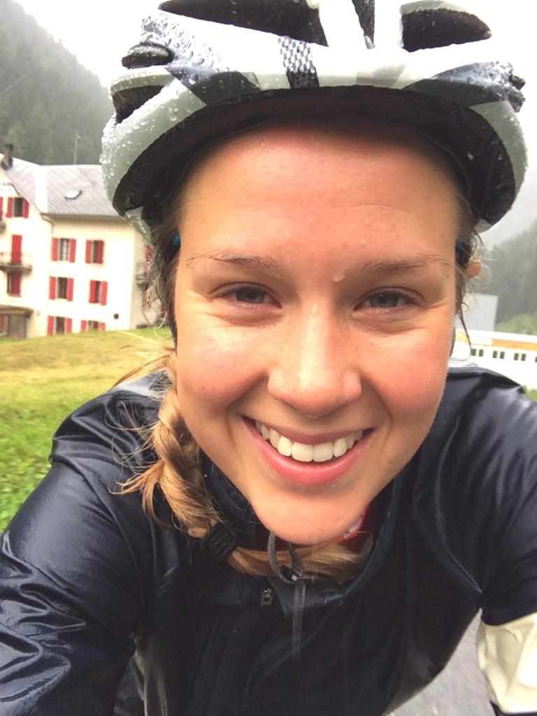Cycling the Tour Du Mont Blanc