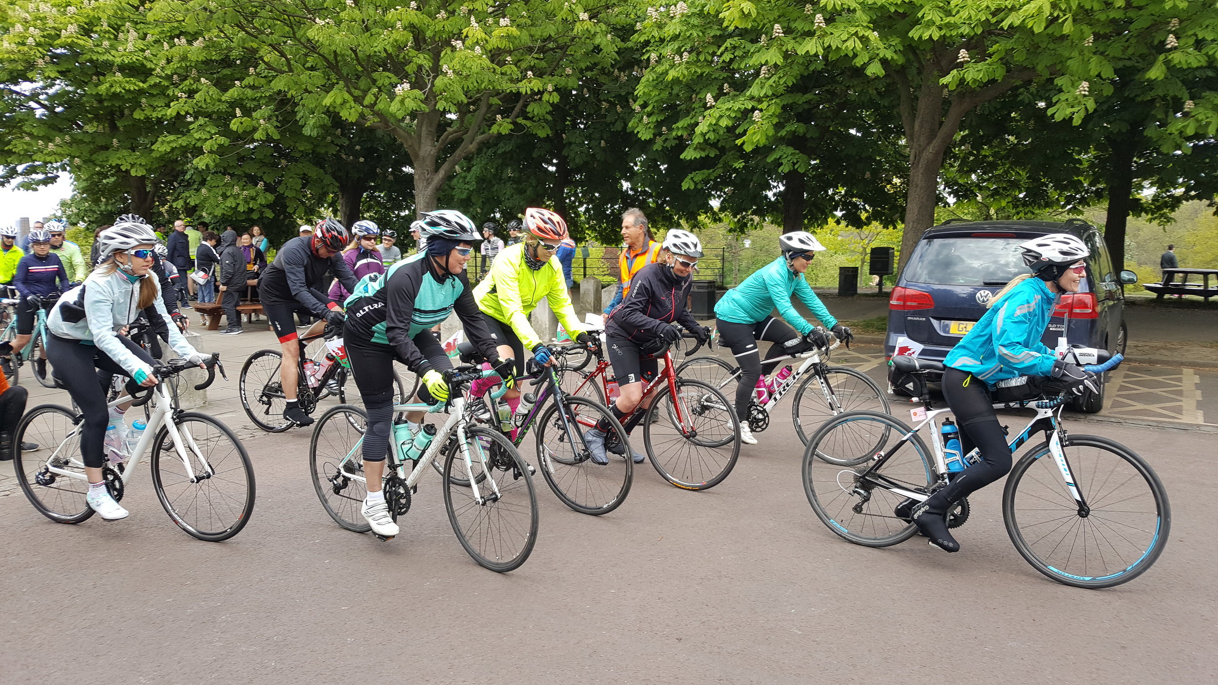 Cycling London to Paris in 24 hours, Challenge Sophie, Sophie Radcliffe