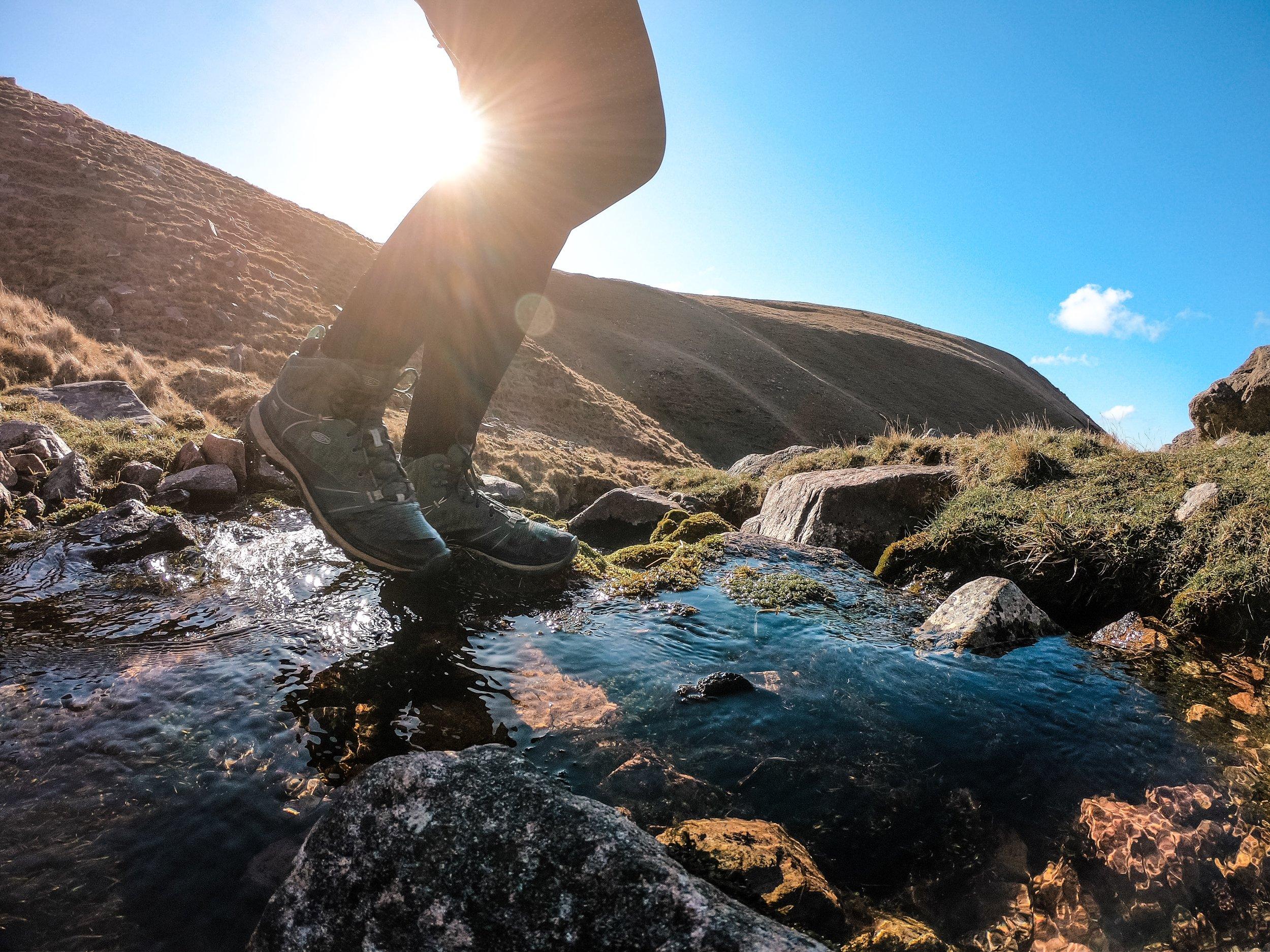 Lang Ayre, Shetland