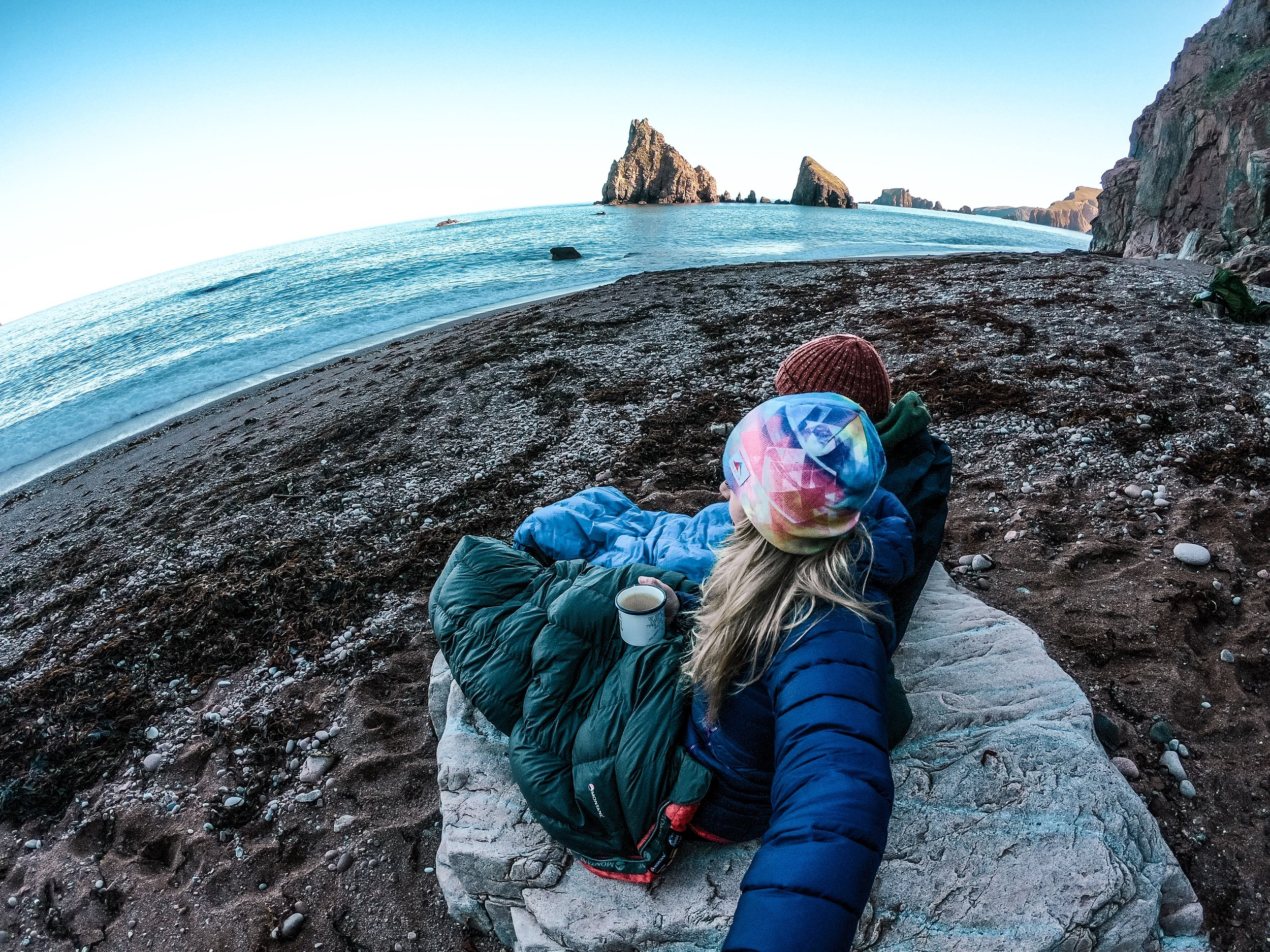 Our  Montane sleeping bags  are the bomb! (links below)
