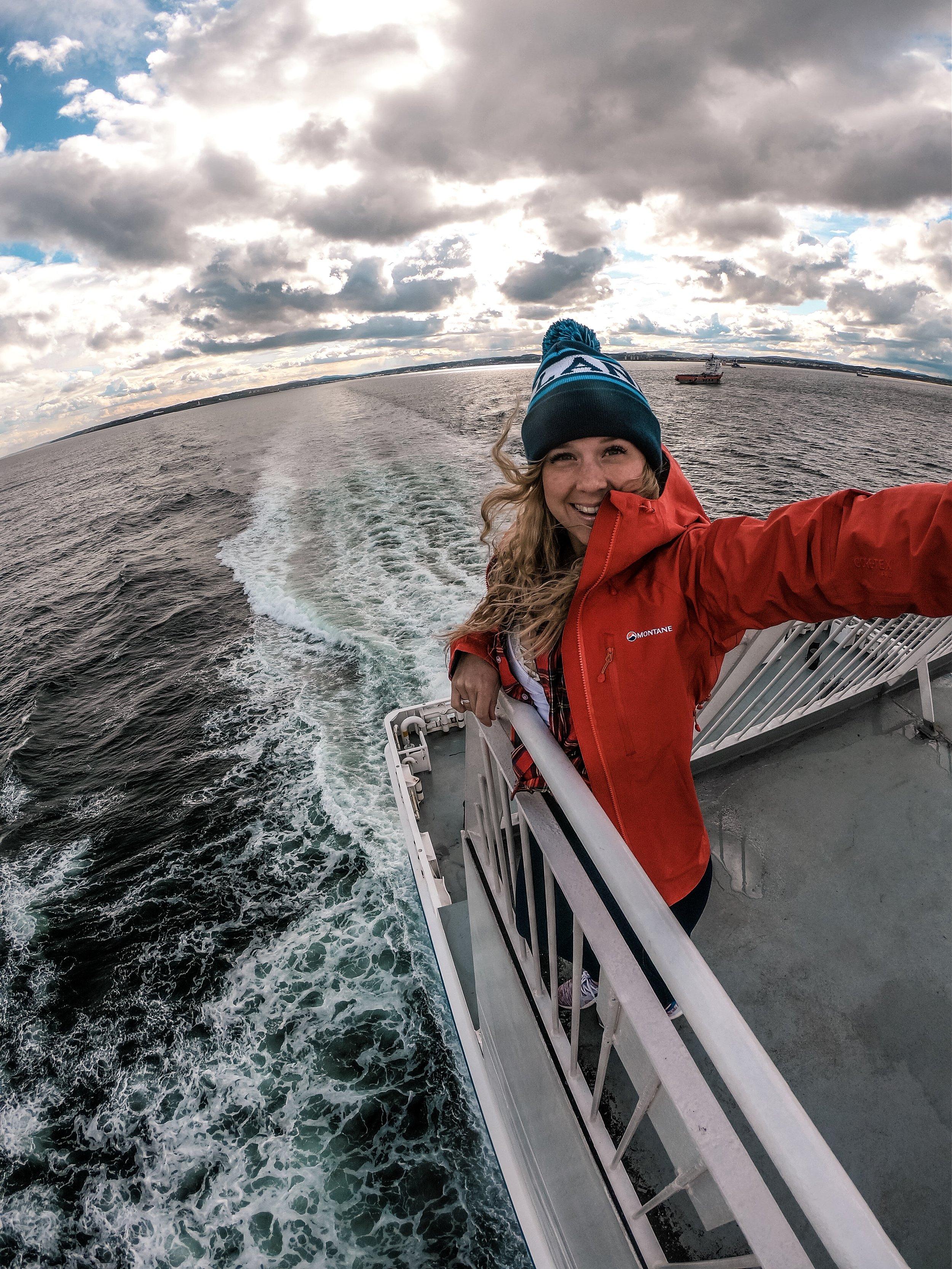 Northlink Ferries, Aberdeen - Shetland