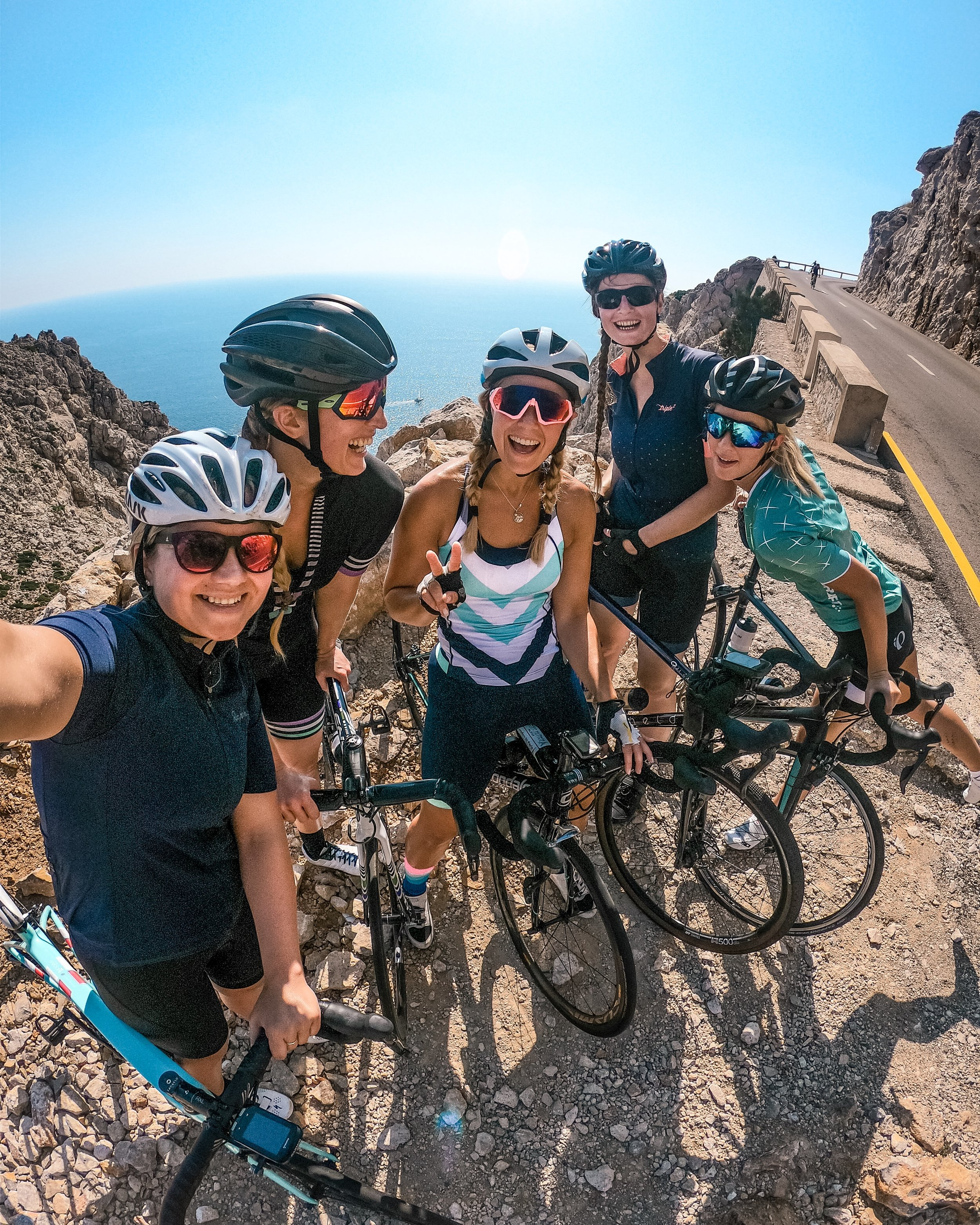 Cycling Mallorca with the Girl Gang!