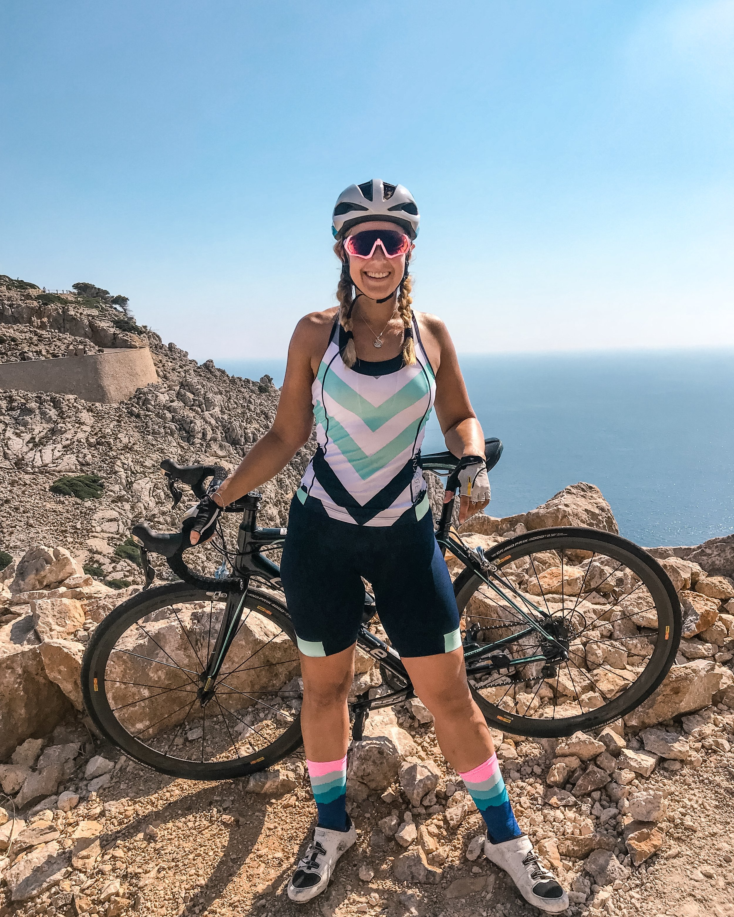 Cycling Mallorca with Thomas Cook Airlines. Women's Cycling