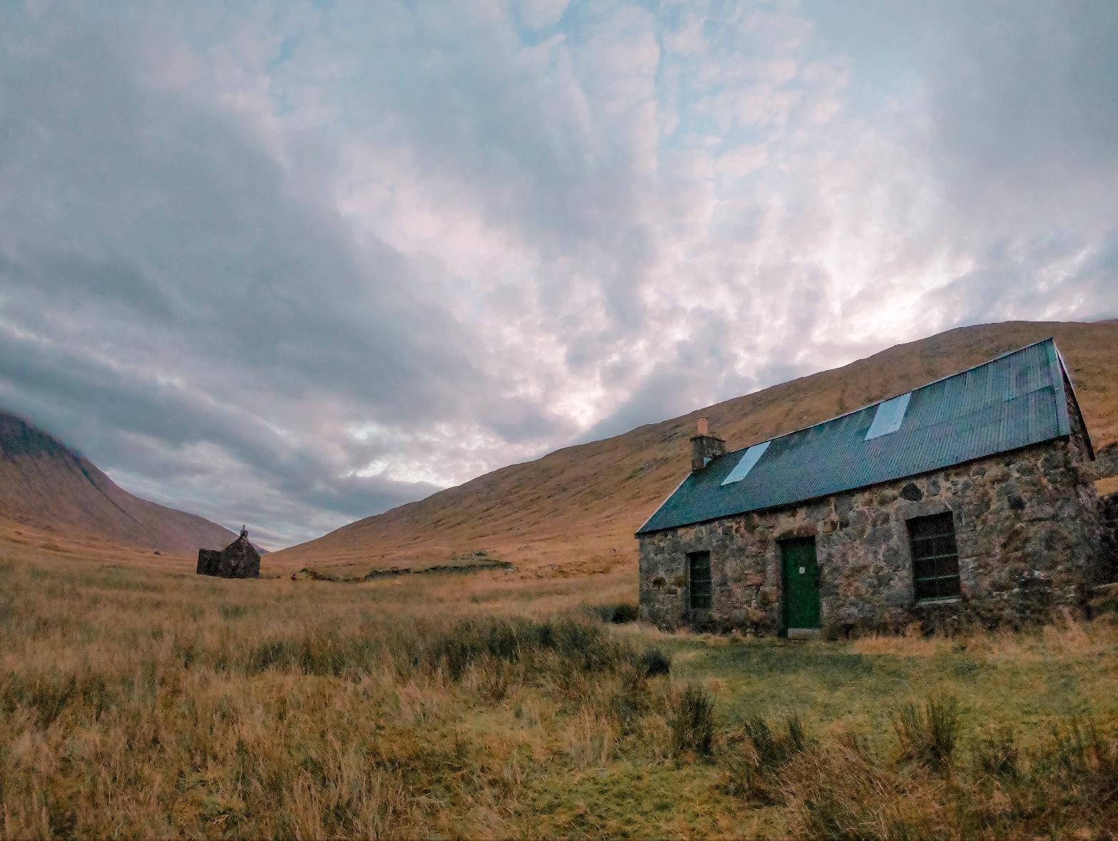 Kinbreak Bothy, Scotland