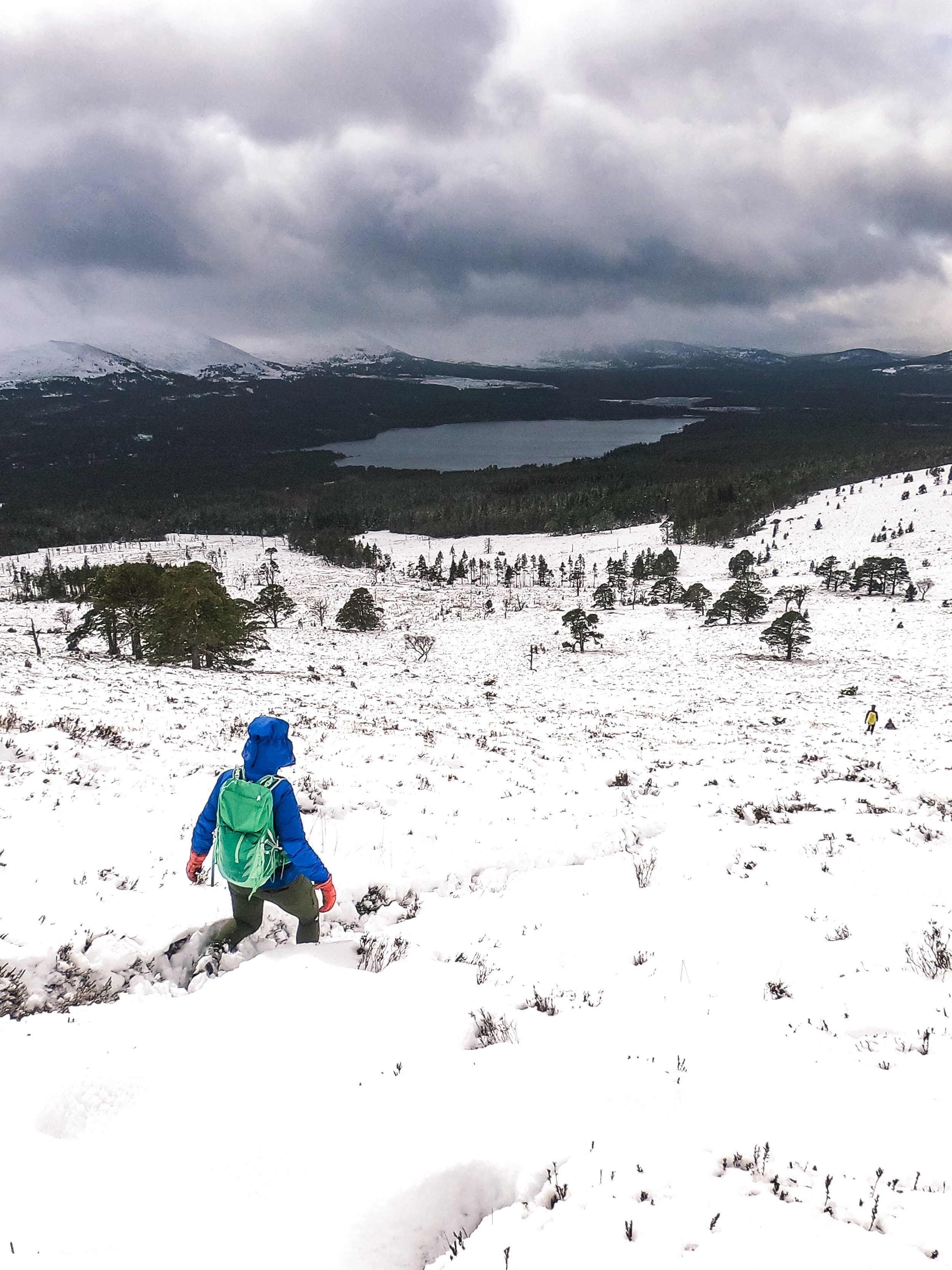 Meall a' Bhuachaille, The Cairngorms