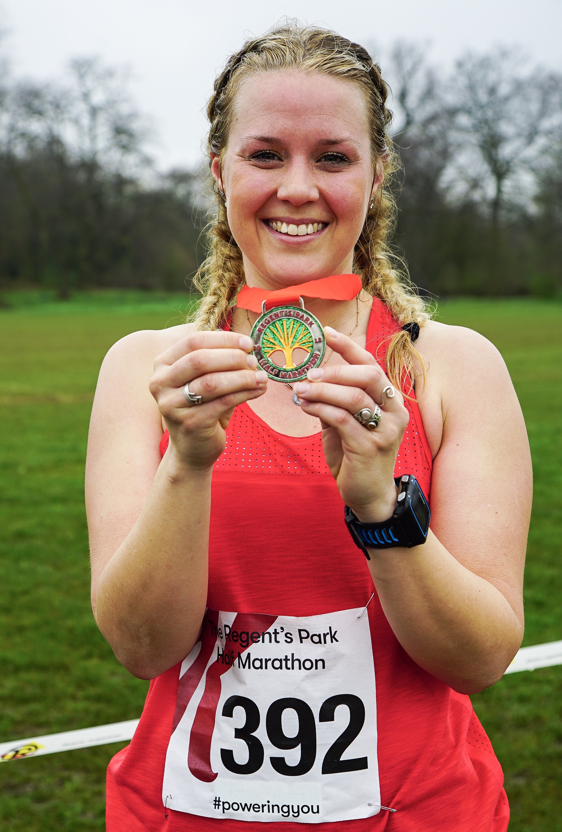 Regent's Park 1/2 marathon