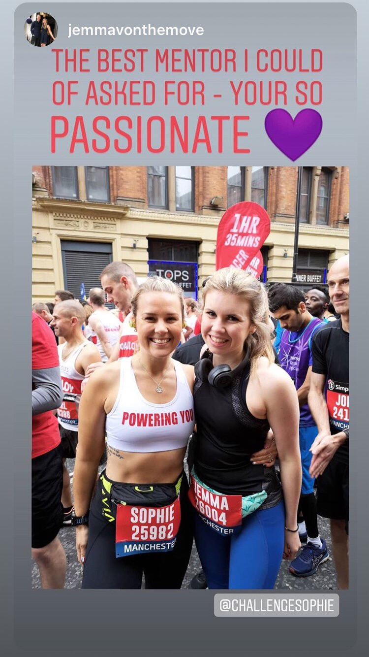 Great Manchester Run, Special K, Powering You, Challenge Sophie