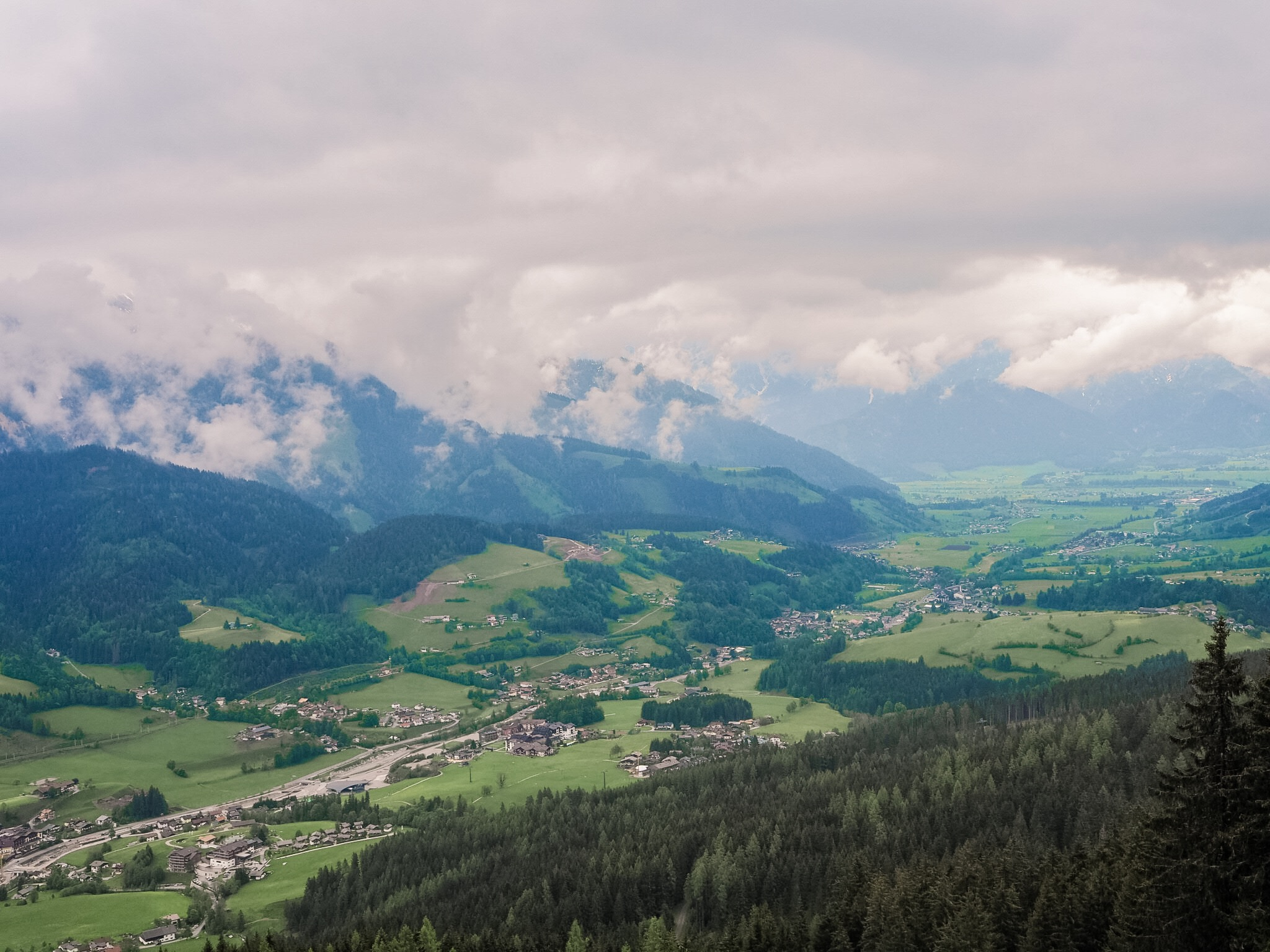 Mountains and Mindfulness, Leogang, Austria