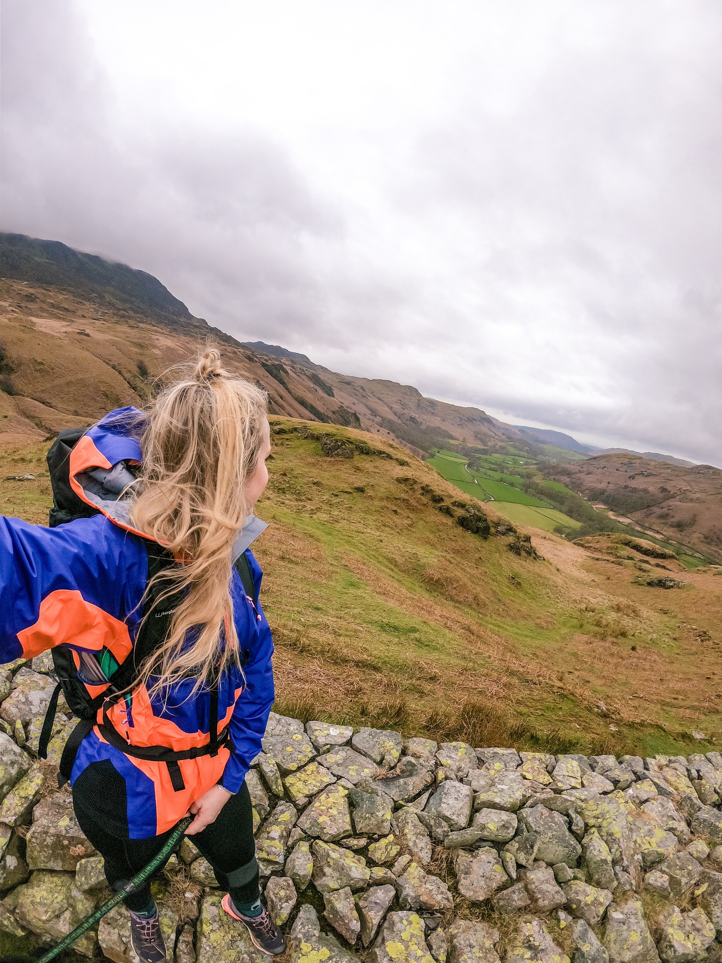 Mountains for the mind. Power of the Outdoors, nature and adventure for mental health and positive mental wellbeing. Lake District