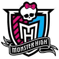 Classic movie monsters + high school drama