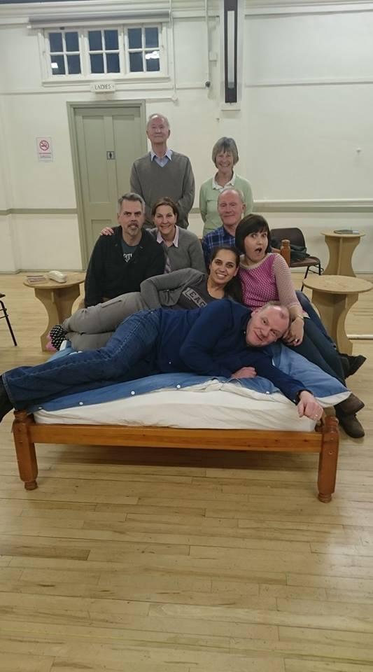 Cast of Bedroom Farce