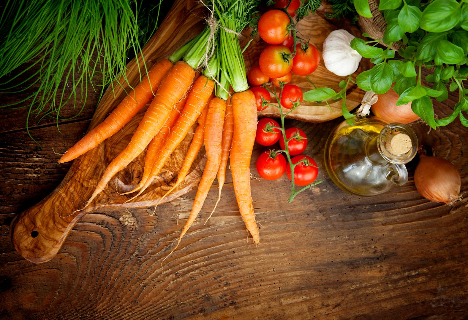 Clean Label Vegetable Purees