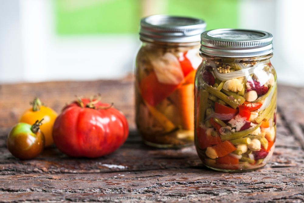 Clean Label Brined Vegetables