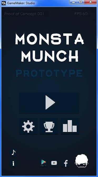 Screenshot of prototype no.1 :)