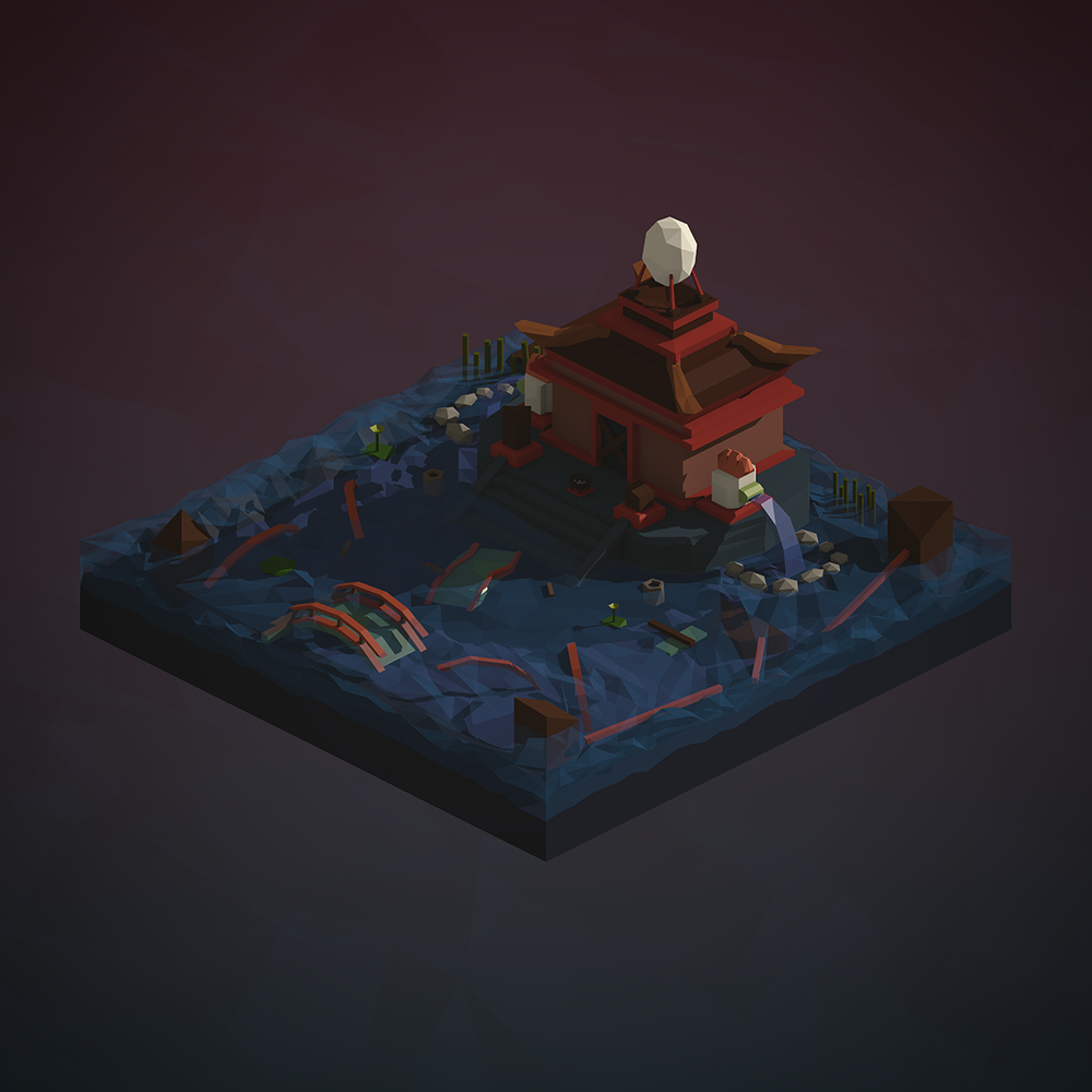 Forgotten Temple Of The Almighty Egg