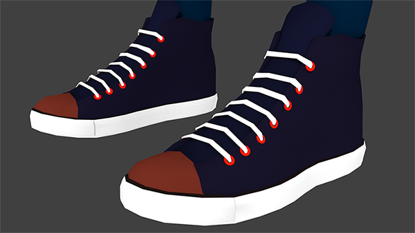 Heroes Shoes