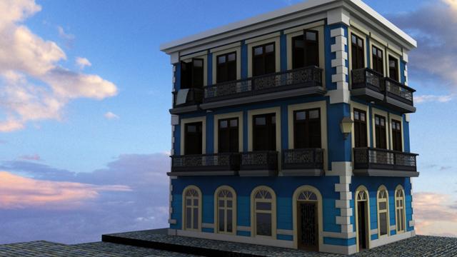 2nd Year Modular Building