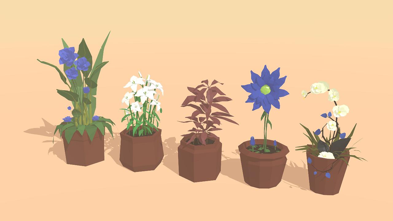 Plants Asset Pack