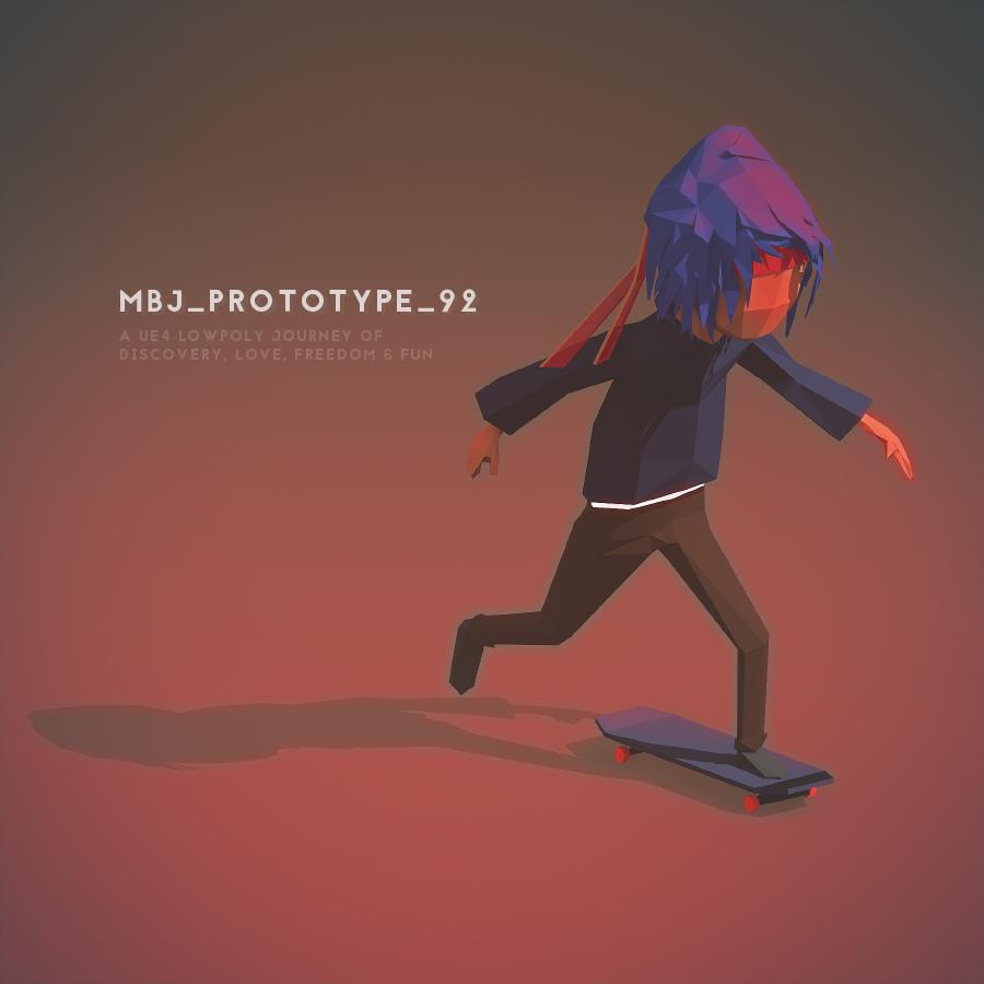 Original Proto92 Concept Art