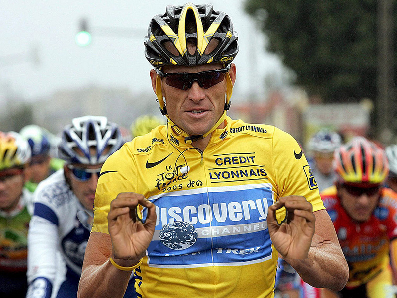 Lance Armstrong Personal Brand