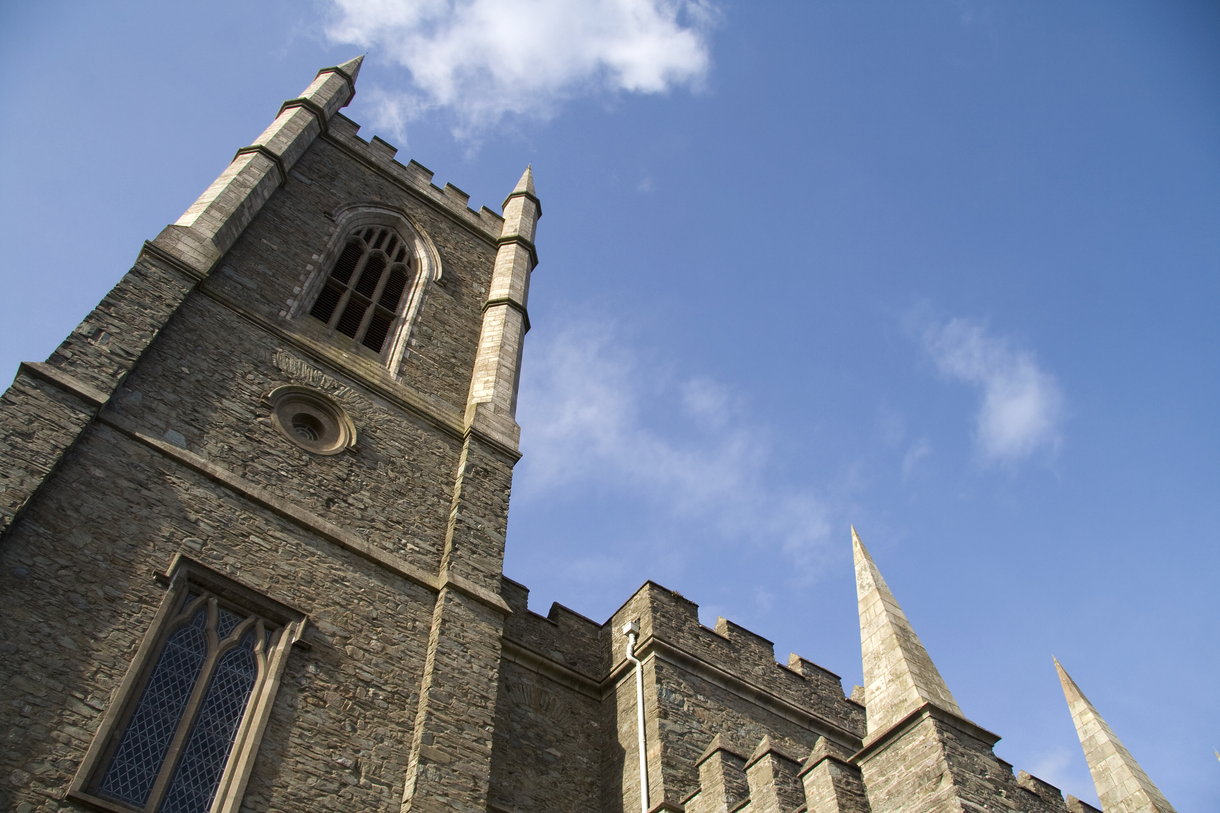 Local attractions in Downpatrick Co. Down - Down Cathedral