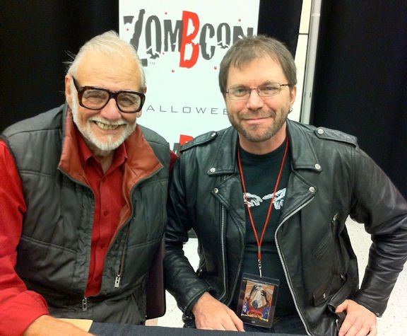 George Romero / ZomBCon