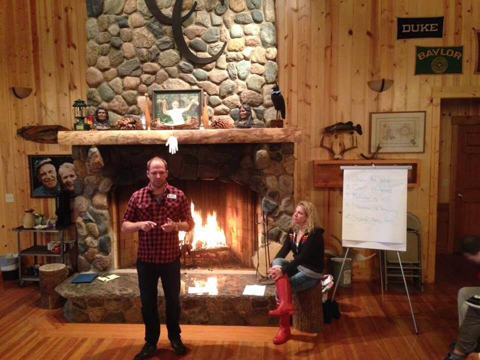 Camp Consultation & Presentations