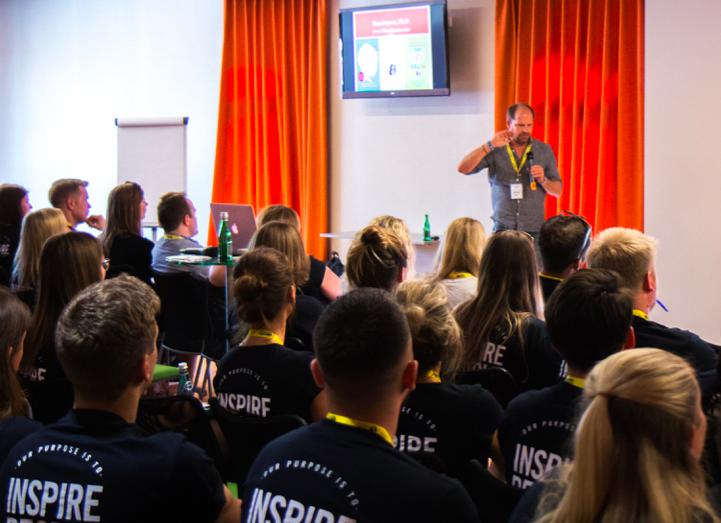 Organizational Leadership Presentations