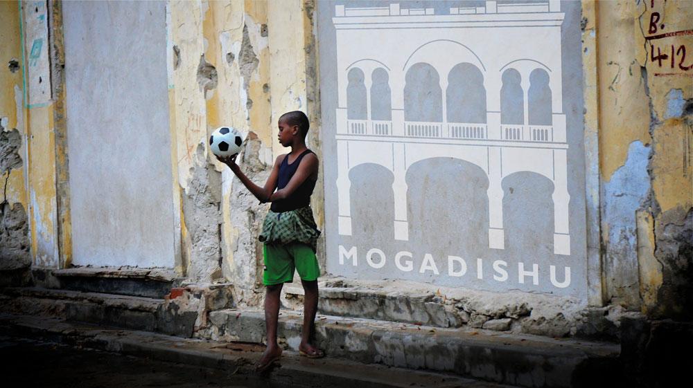 City Revitalization Campaign, Mogadishu Somalia, Sipus 2012