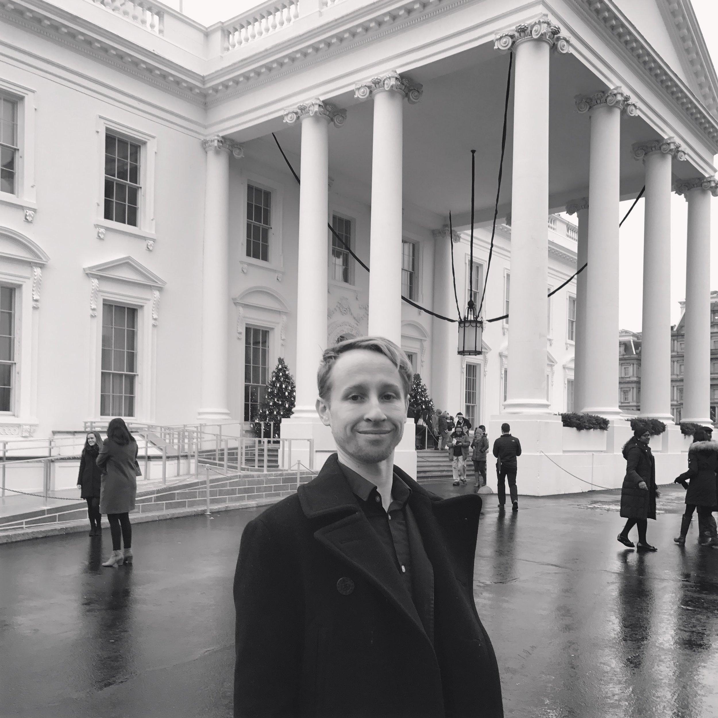 Presidential Innovation Fellow,  The White House, 2016