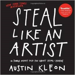 Steal Like An Artist Book $7